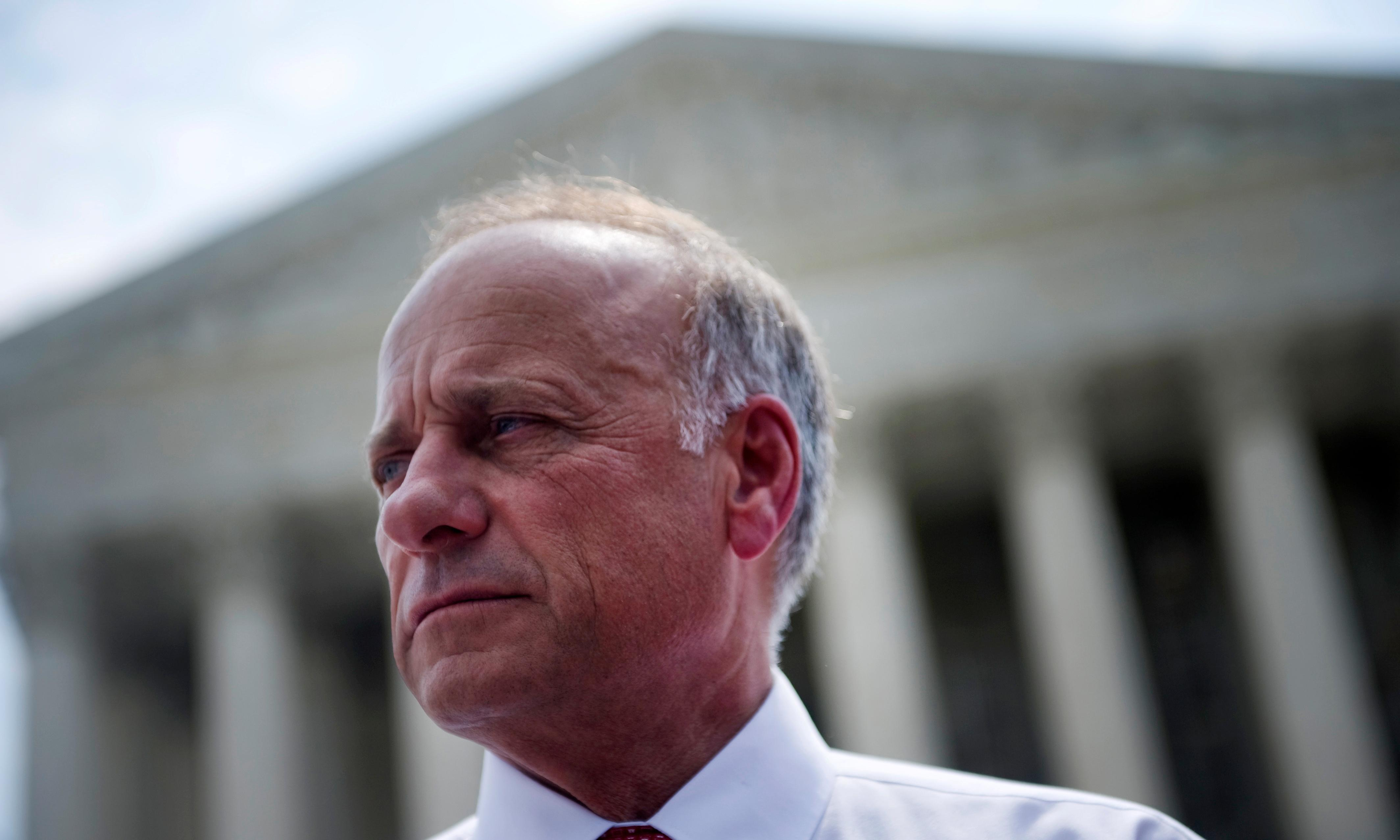 Republican Steve King condemned for 'disgusting' remarks on Katrina victims