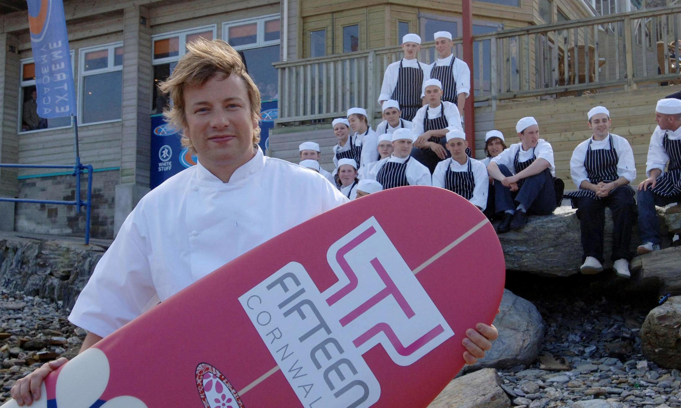 Jamie Oliver's Fifteen Cornwall closes with the loss of 100 jobs