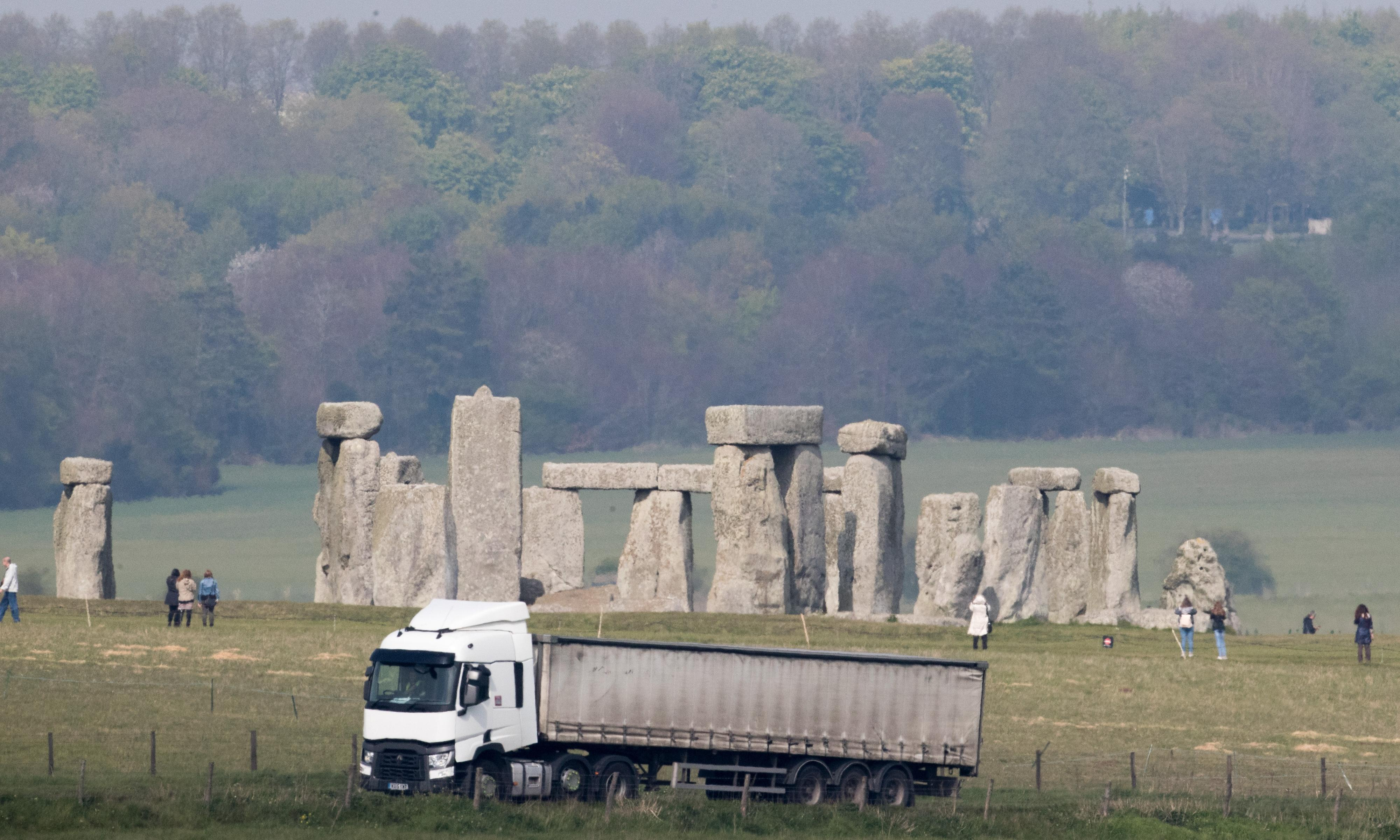 National Audit Office questions value of Stonehenge tunnel