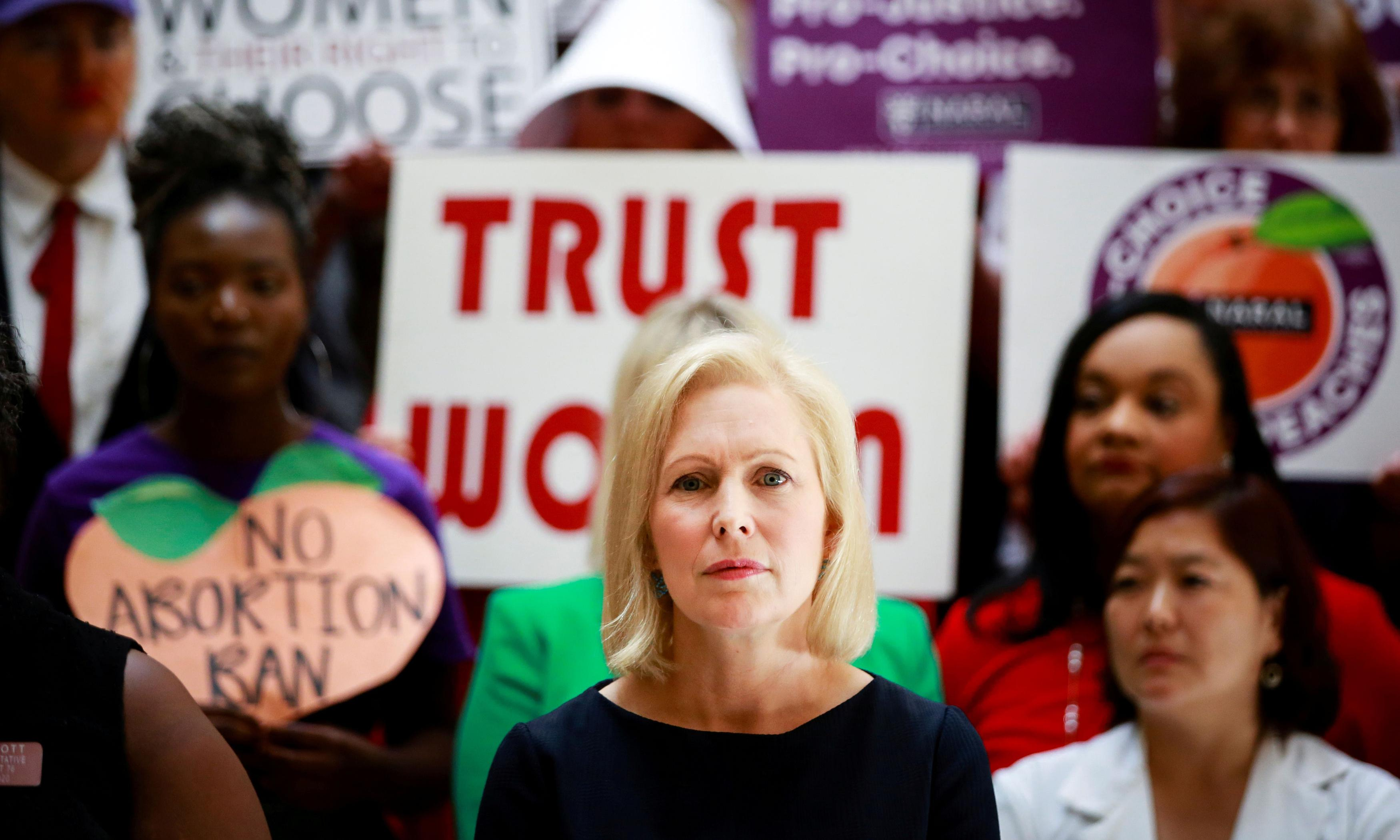 Kirsten Gillibrand can't break through – is sexism to blame?
