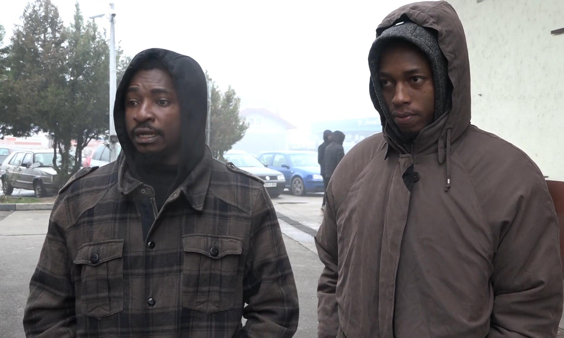 Nigerian students deported to Bosnia plead to be sent home