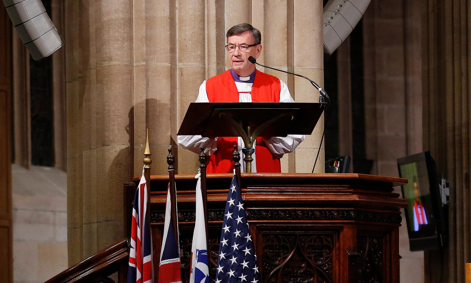 Pro-gay marriage Anglicans are walking a fine line in the Australian church