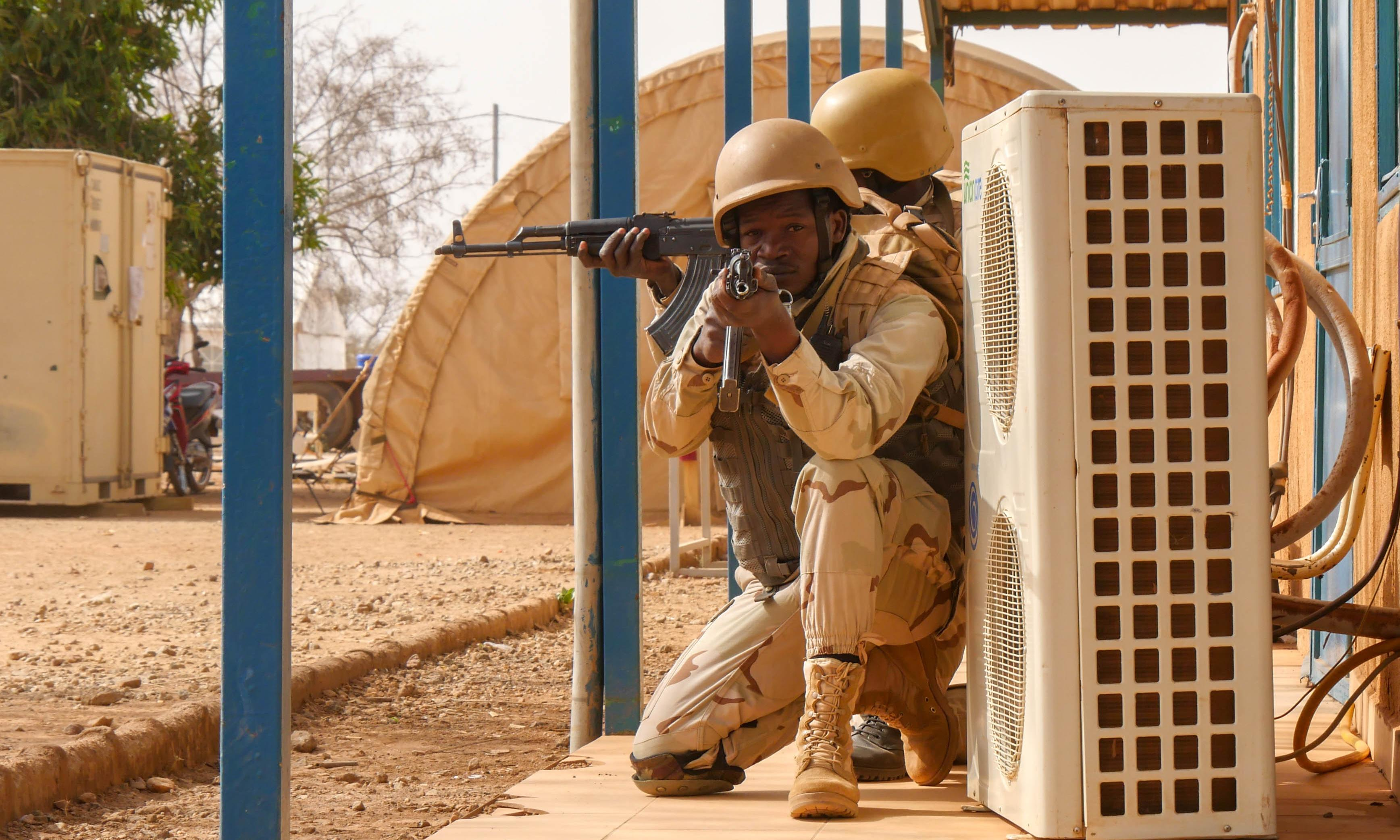 Sahel faces surge in violence from terror attacks