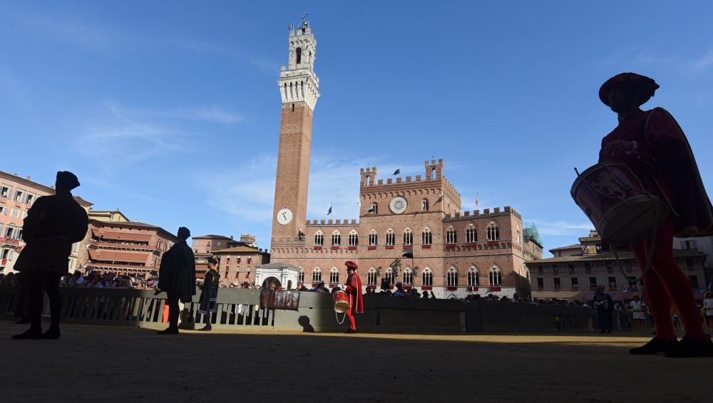 Palio di Siena: \'It\'s not a horse race; it\'s a way of life\' - photo ...