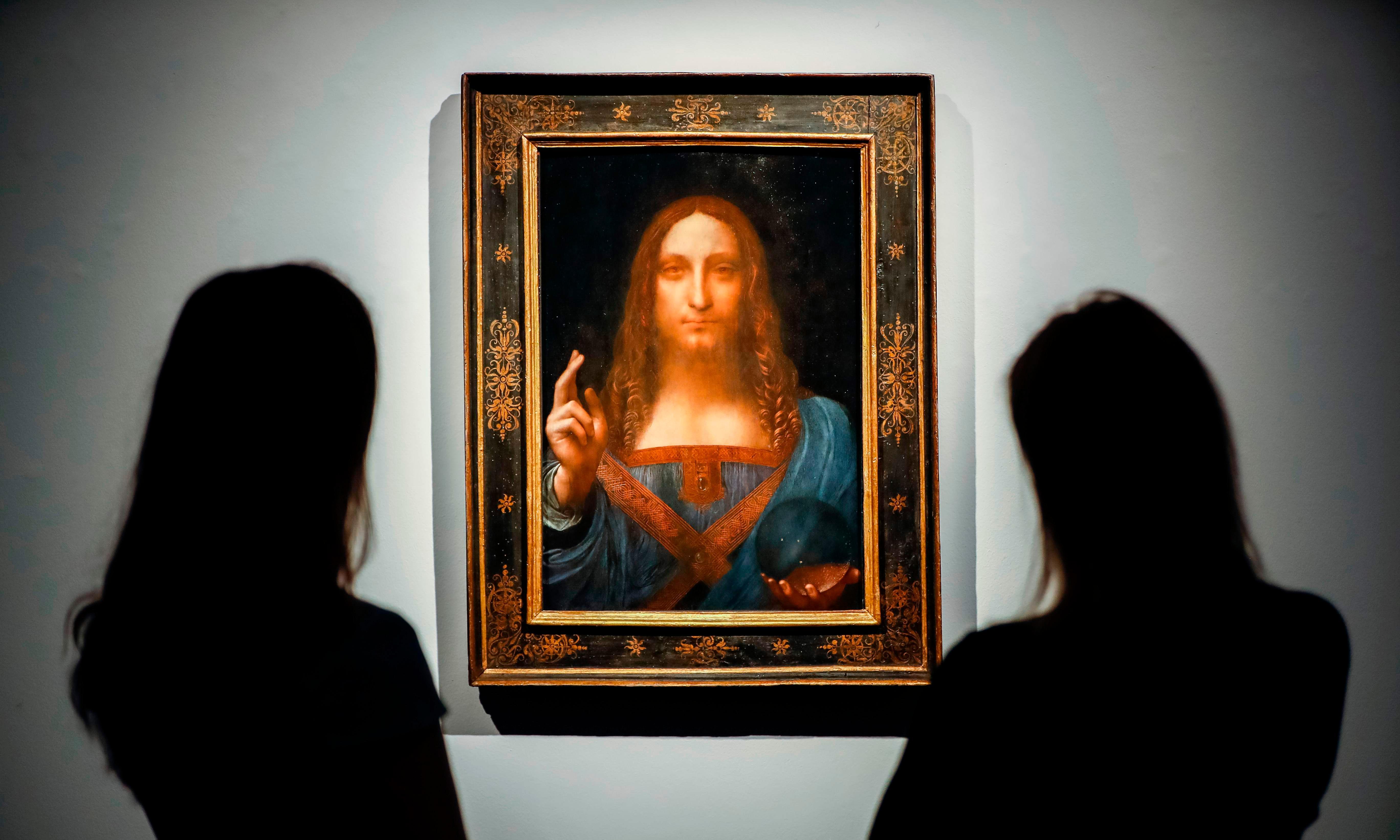 The lost Leonardo? Louvre show ditches Salvator Mundi over authenticity doubts