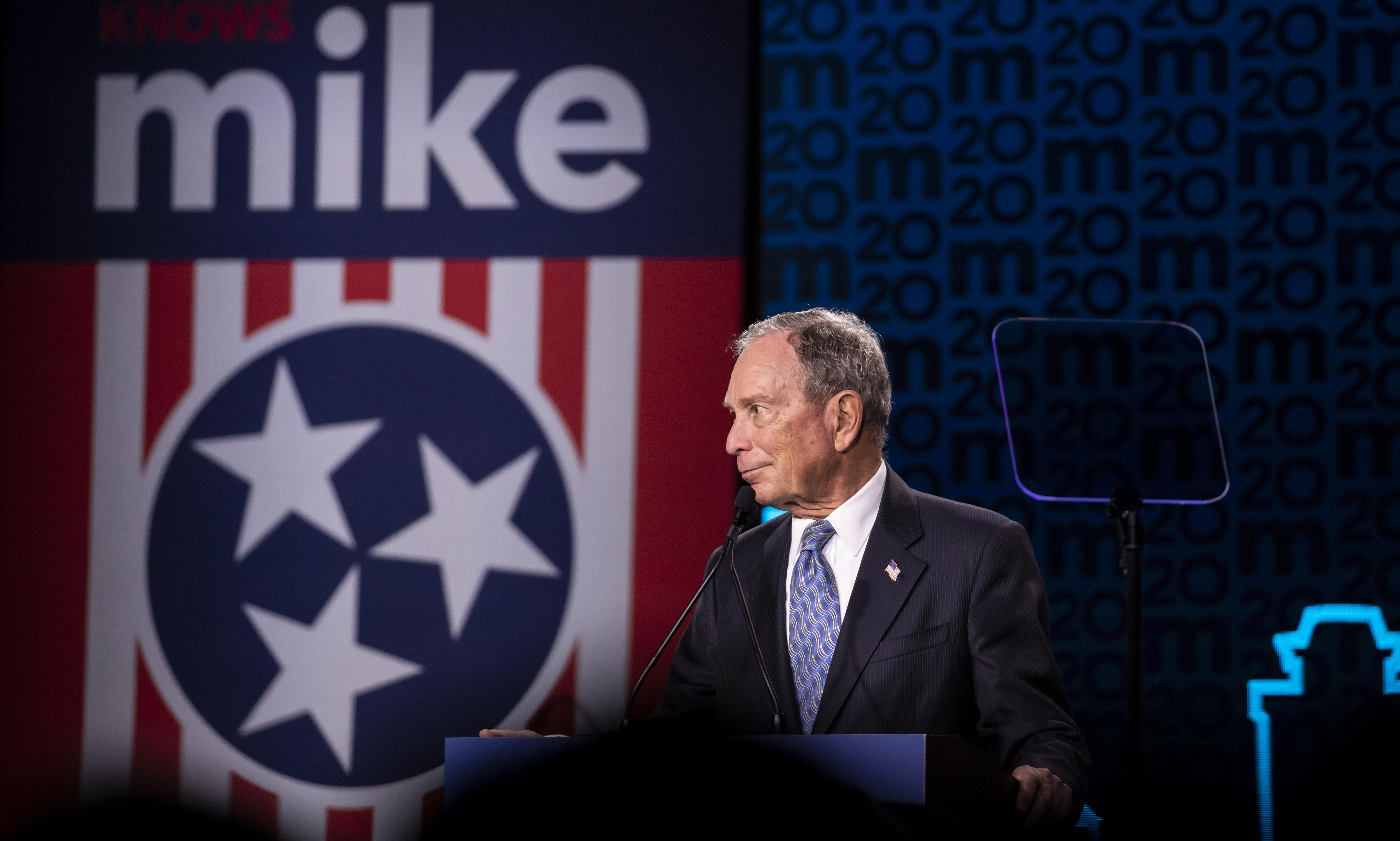 Michael Bloomberg dogged by more past controversial remarks