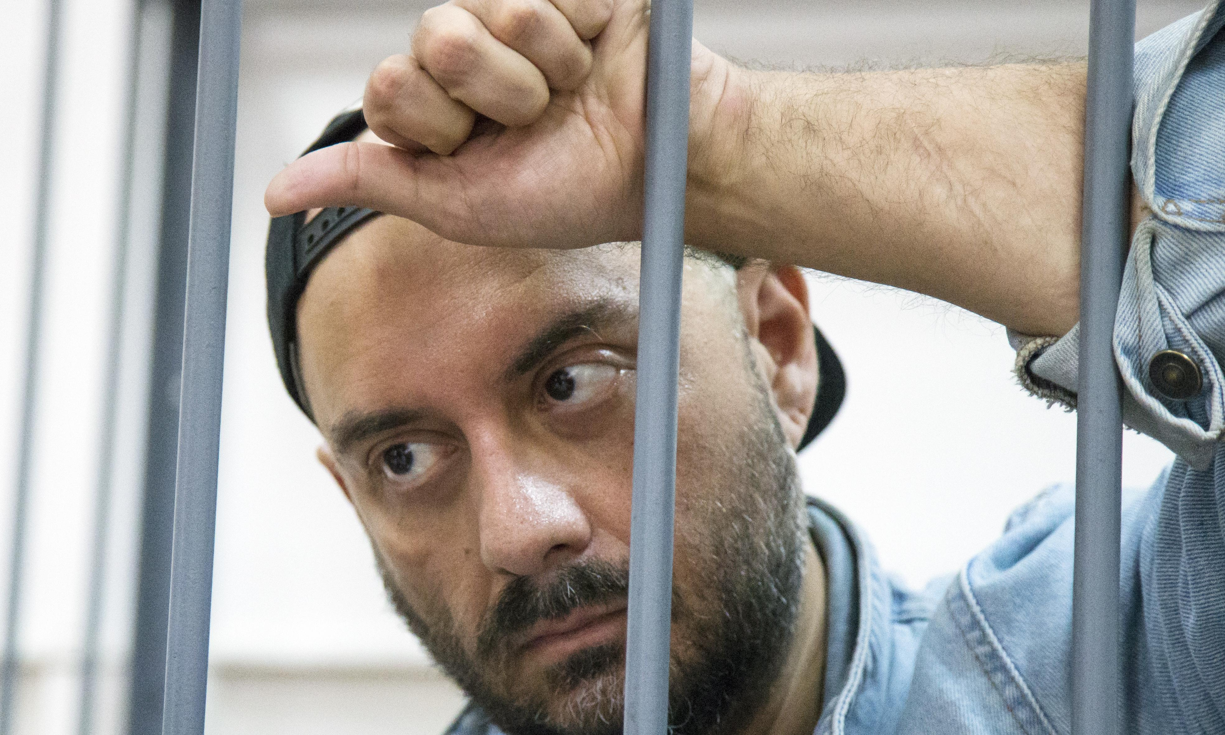 Kirill Serebrennikov, director detained in Moscow: 'Complexity is resistance'