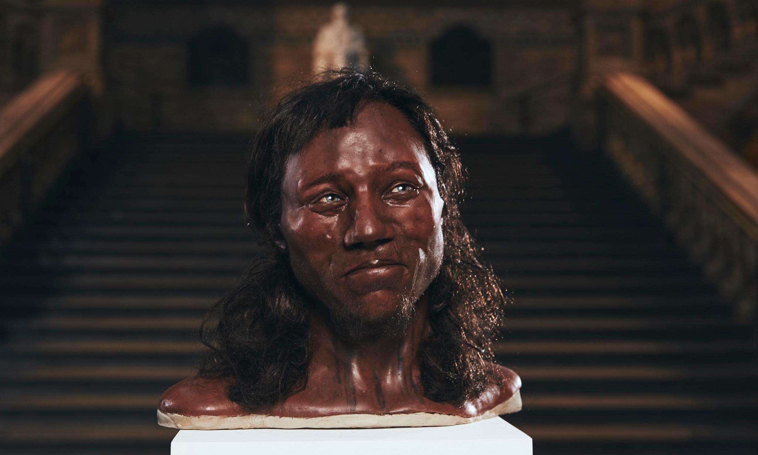 First modern Britons had 'dark to black' skin, Cheddar Man DNA analysis reveals
