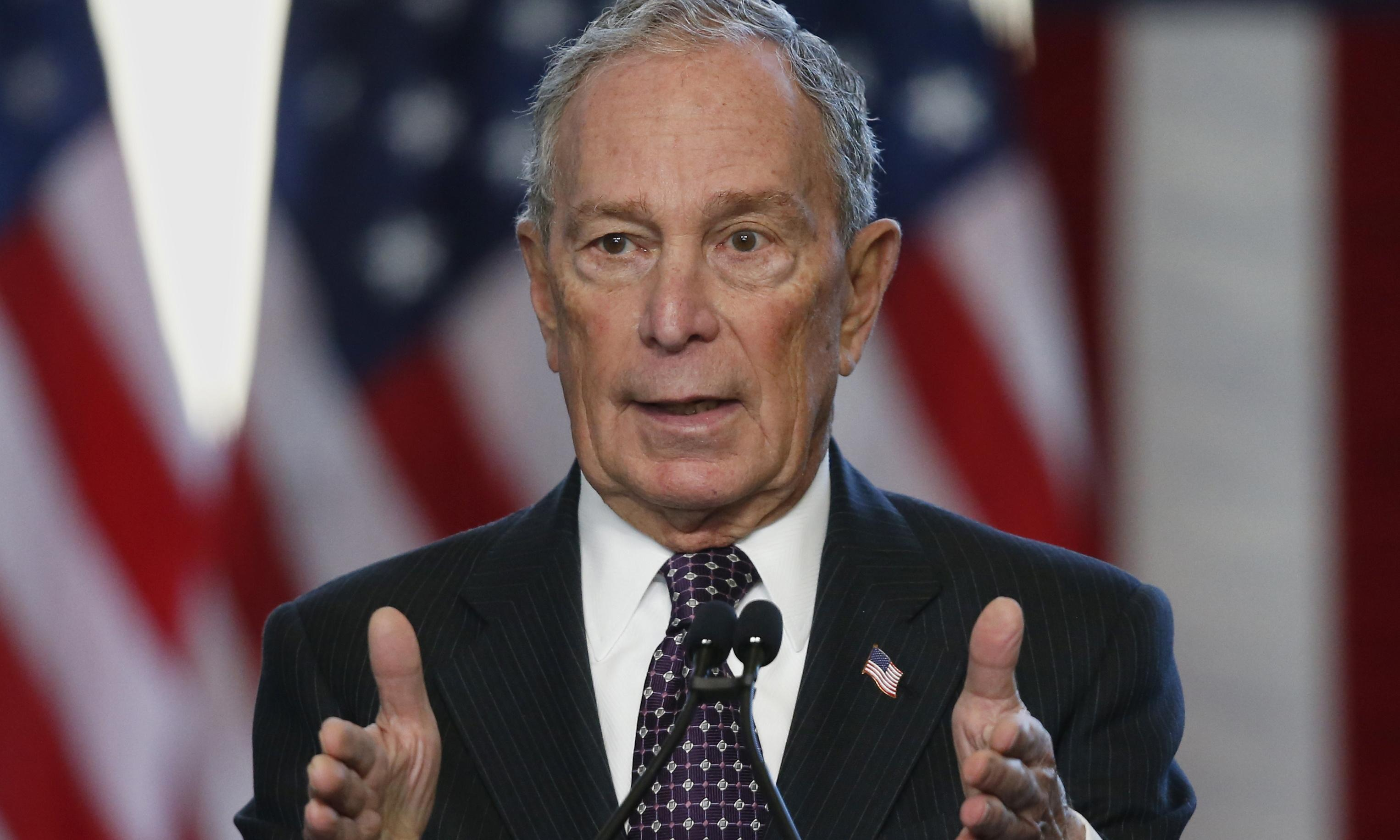 'Pathological liar': Bloomberg hits back at Trump 'Mini Mike' insult