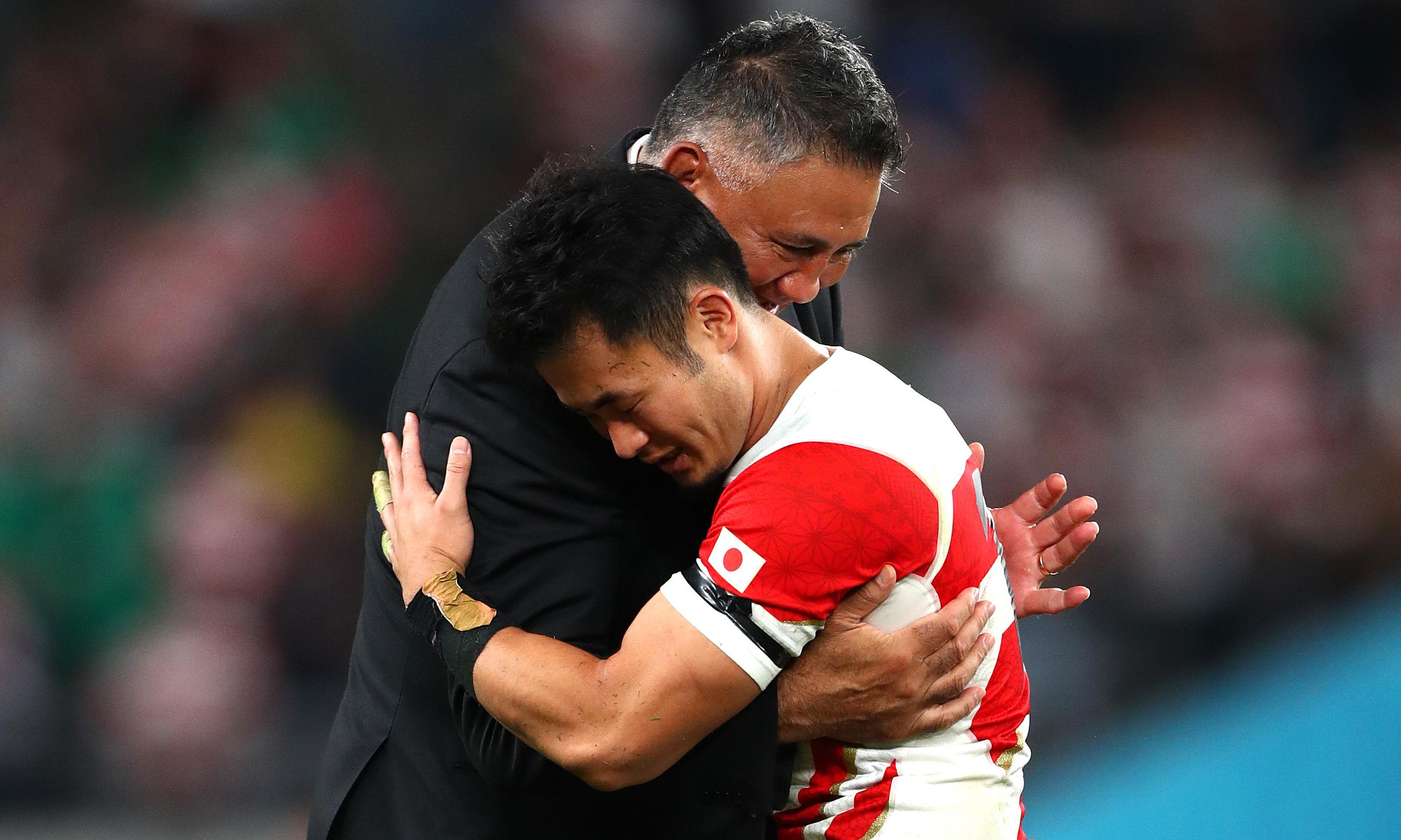 Japan's never-say-die spirit needs nurturing after Rugby World Cup