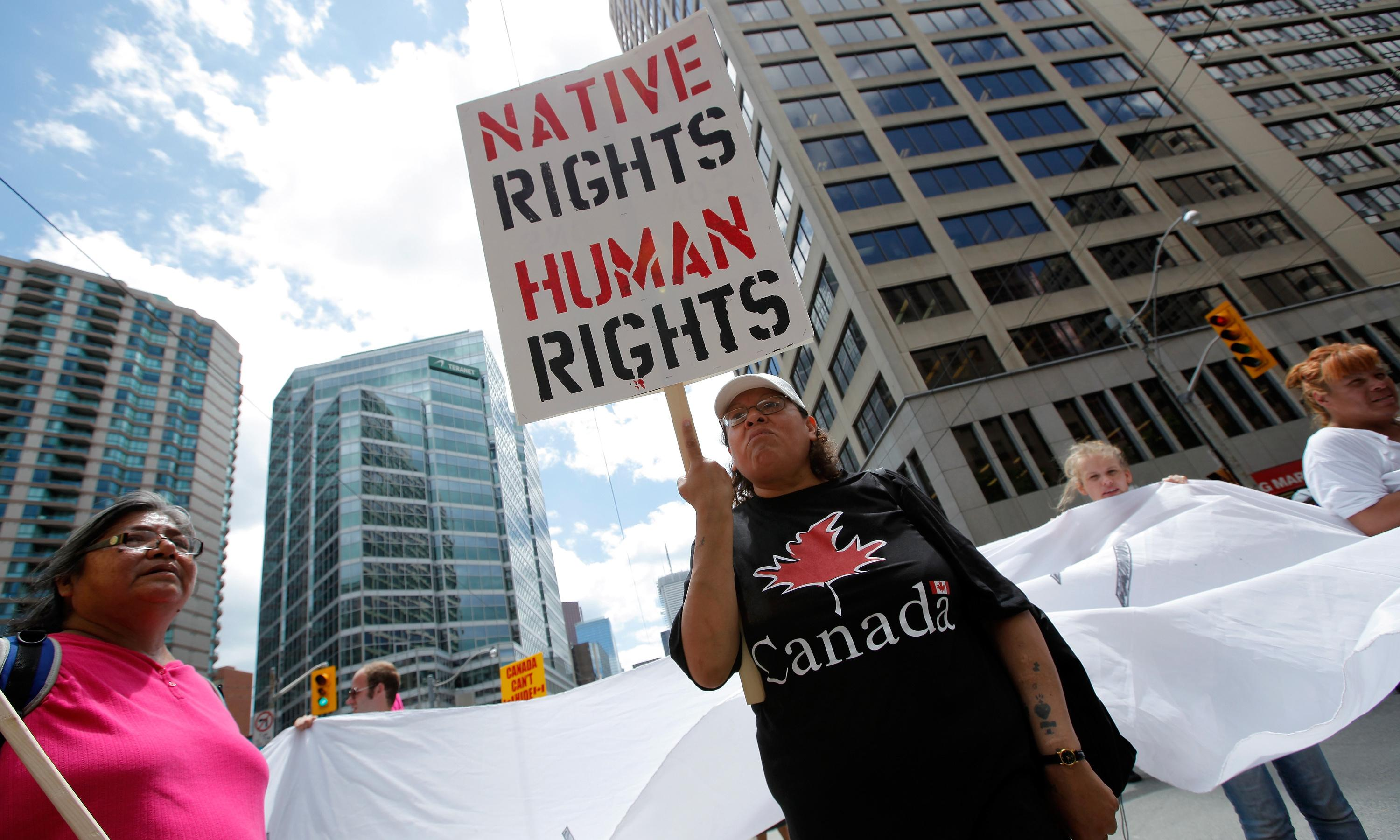 Human rights groups call on Canada to end coerced sterilization of indigenous women