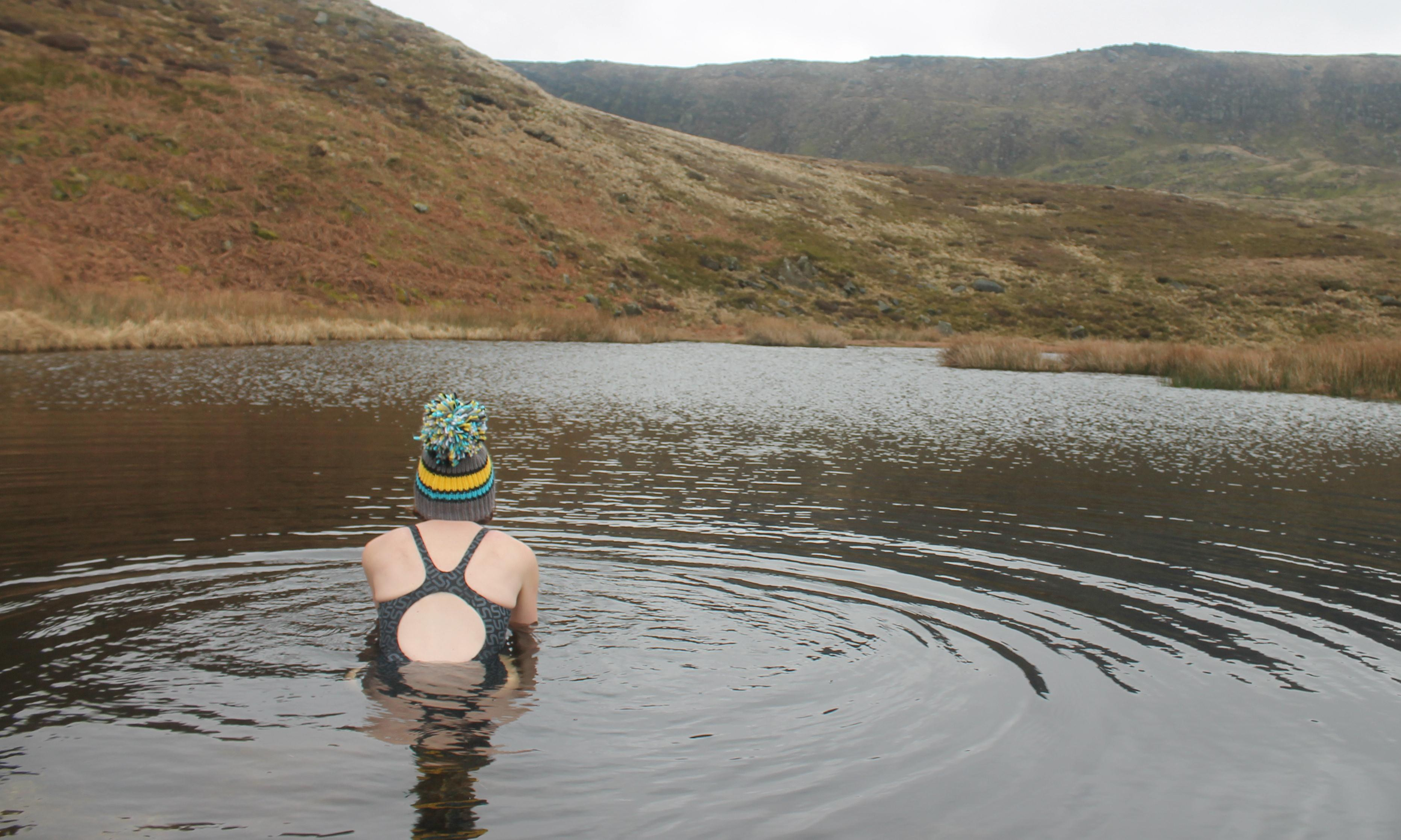 'It's a no-knickers feeling!' The healing power of wild swimming