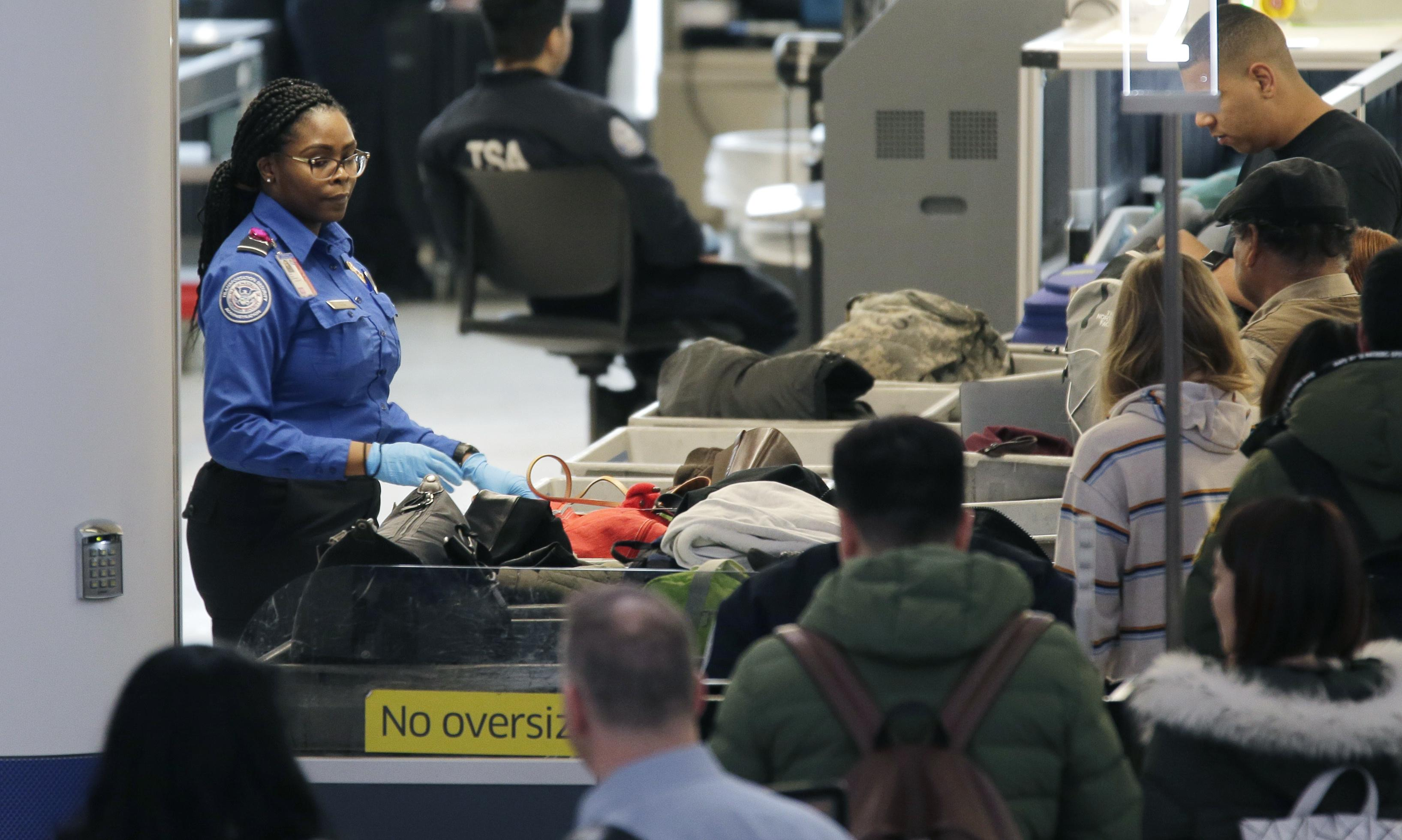 'Every day it gets less safe to fly': air travelers begin to feel effects of shutdown