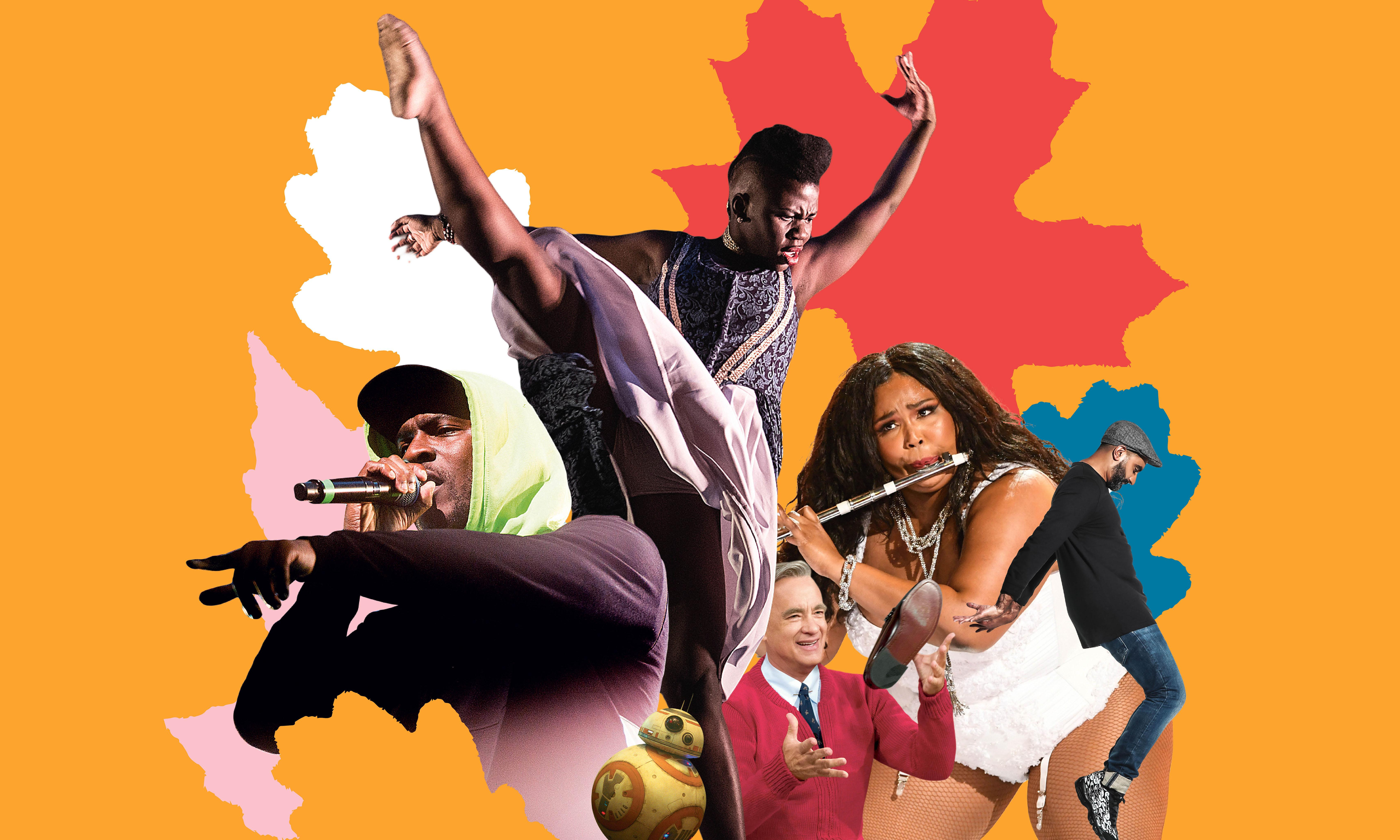 Cats! Jokers! Kanye! The 50 best things to see this autumn