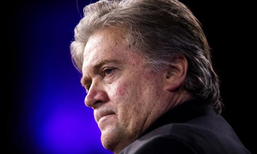 House Capitol attack committee votes to recommend Steve Bannon prosecution – as it happened