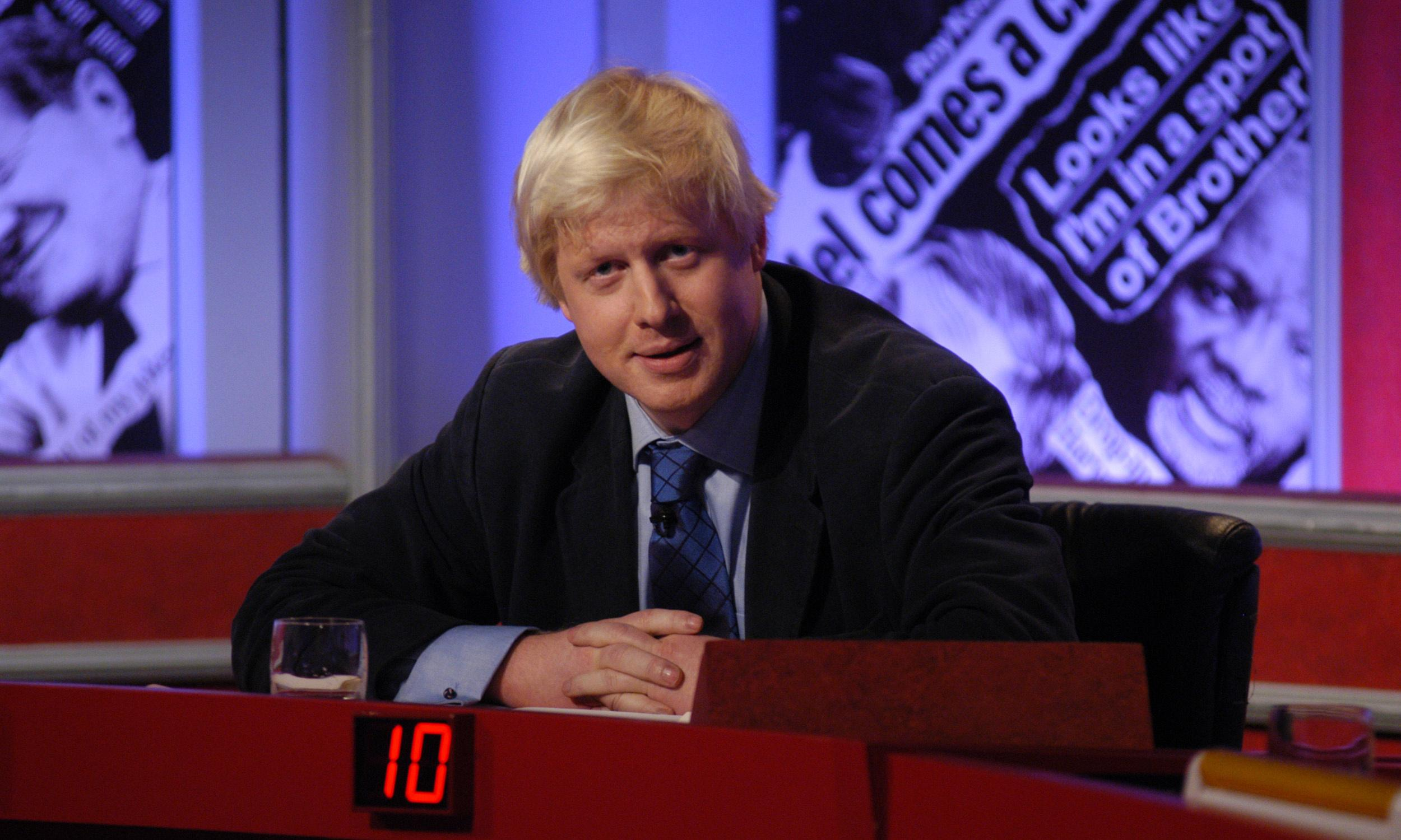 When it comes to politics, the UK suffers from a chronic disease. It's called satire