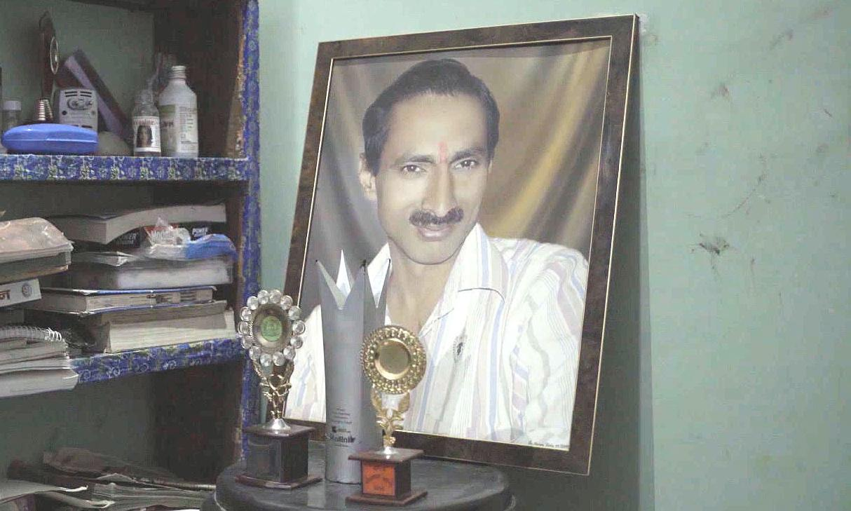 Jagendra Singh: the Indian journalist burned to death