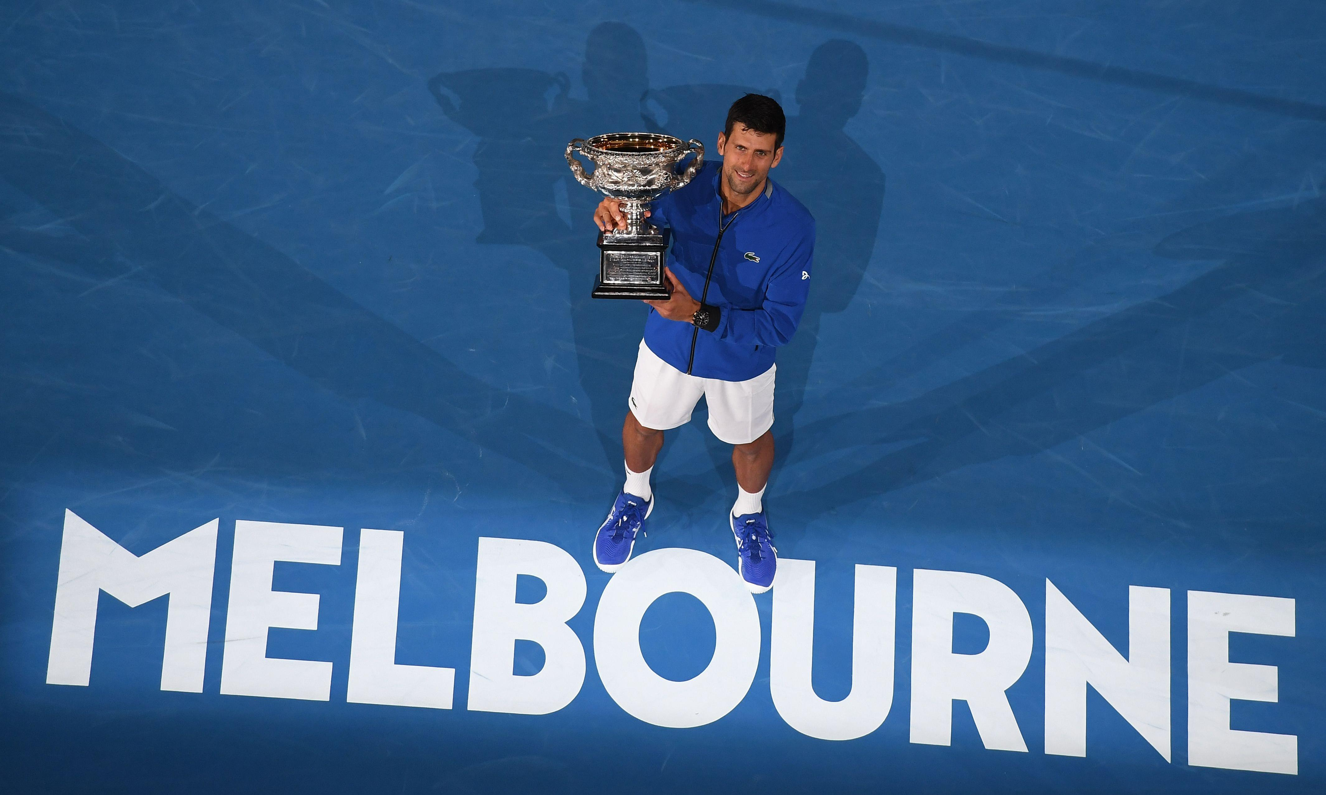 Novak Djokovic close to perfection as he wins seventh Australian Open title