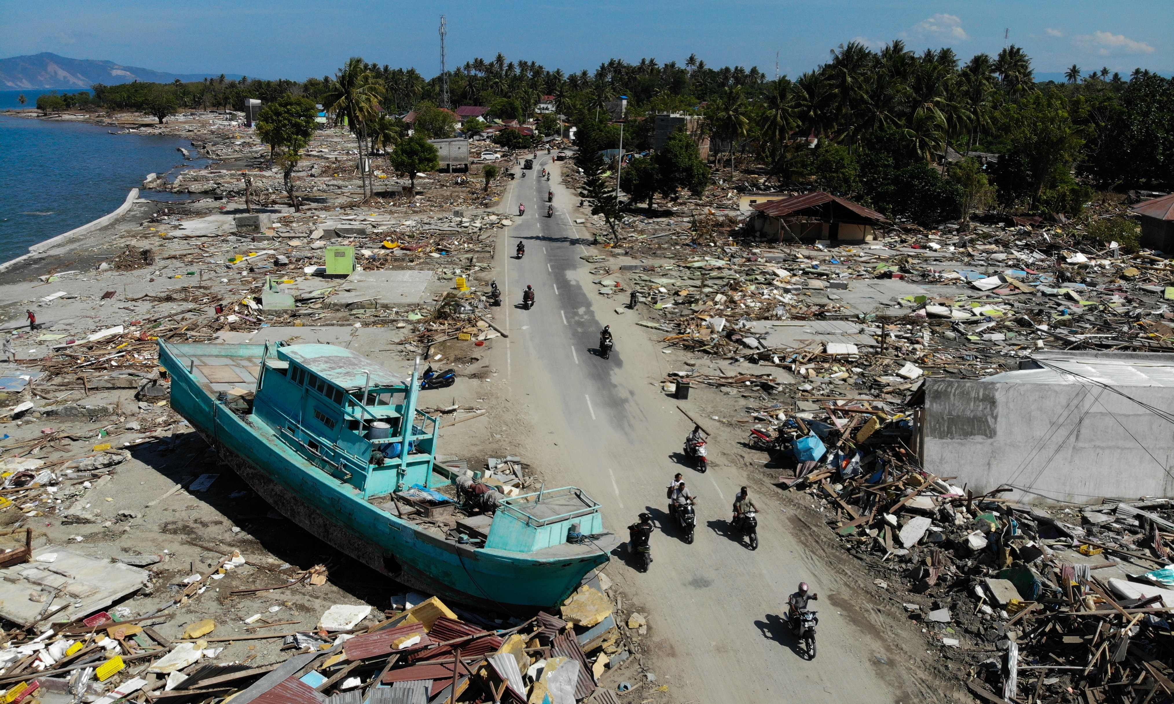 Palu Earthquake And Tsunami What We Know So Far Indonesia The