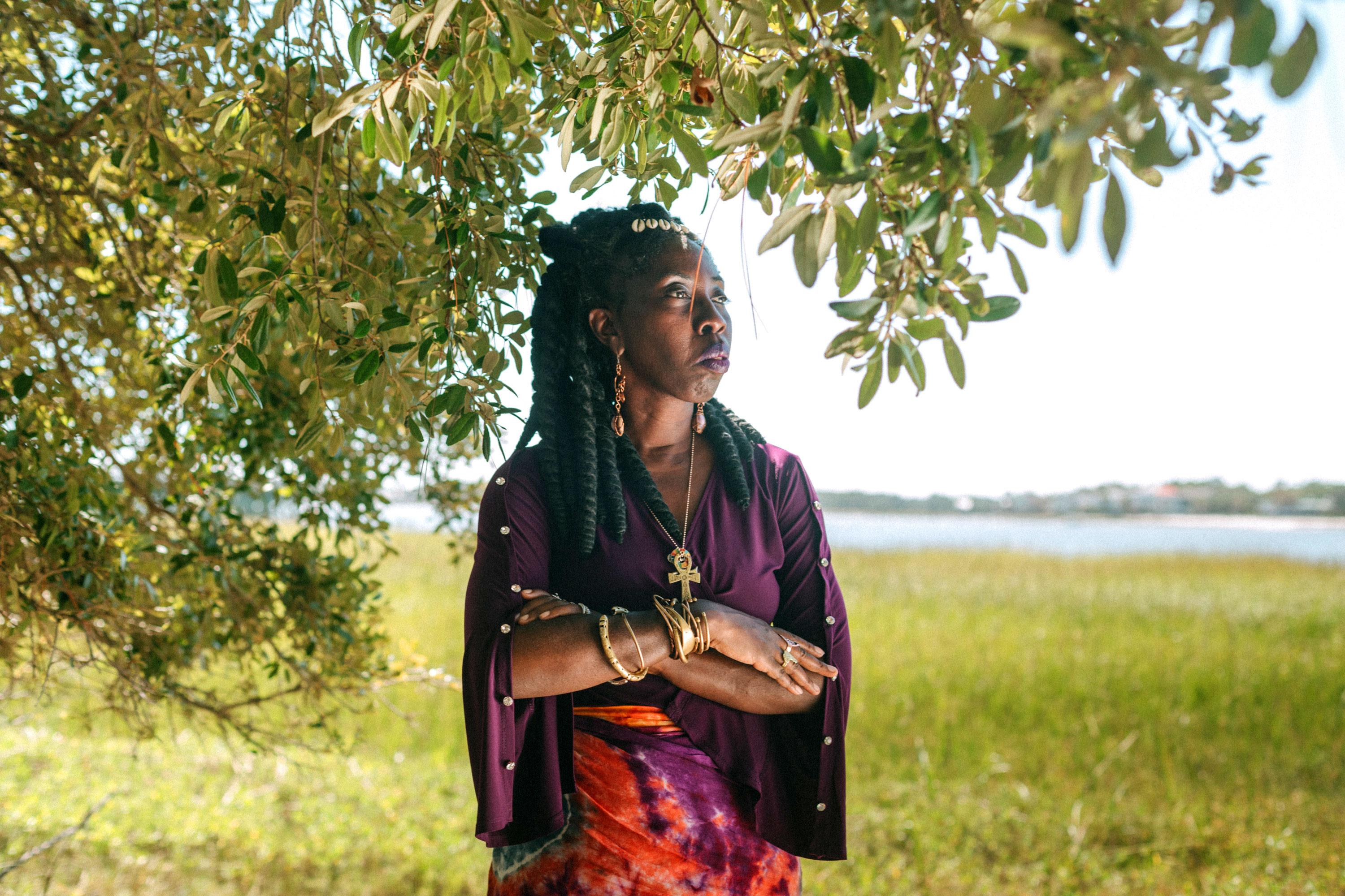 Gullah Geechee: distinct US culture risks losing island home to climate crisis