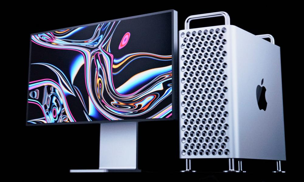 Apple's new Mac Pro and Pro Display XDR.