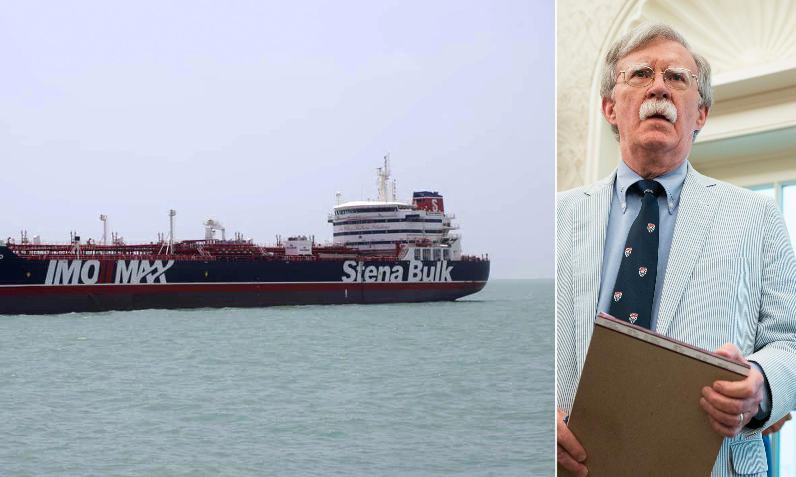 Trump's arch-hawk lured Britain into a dangerous trap to punish Iran