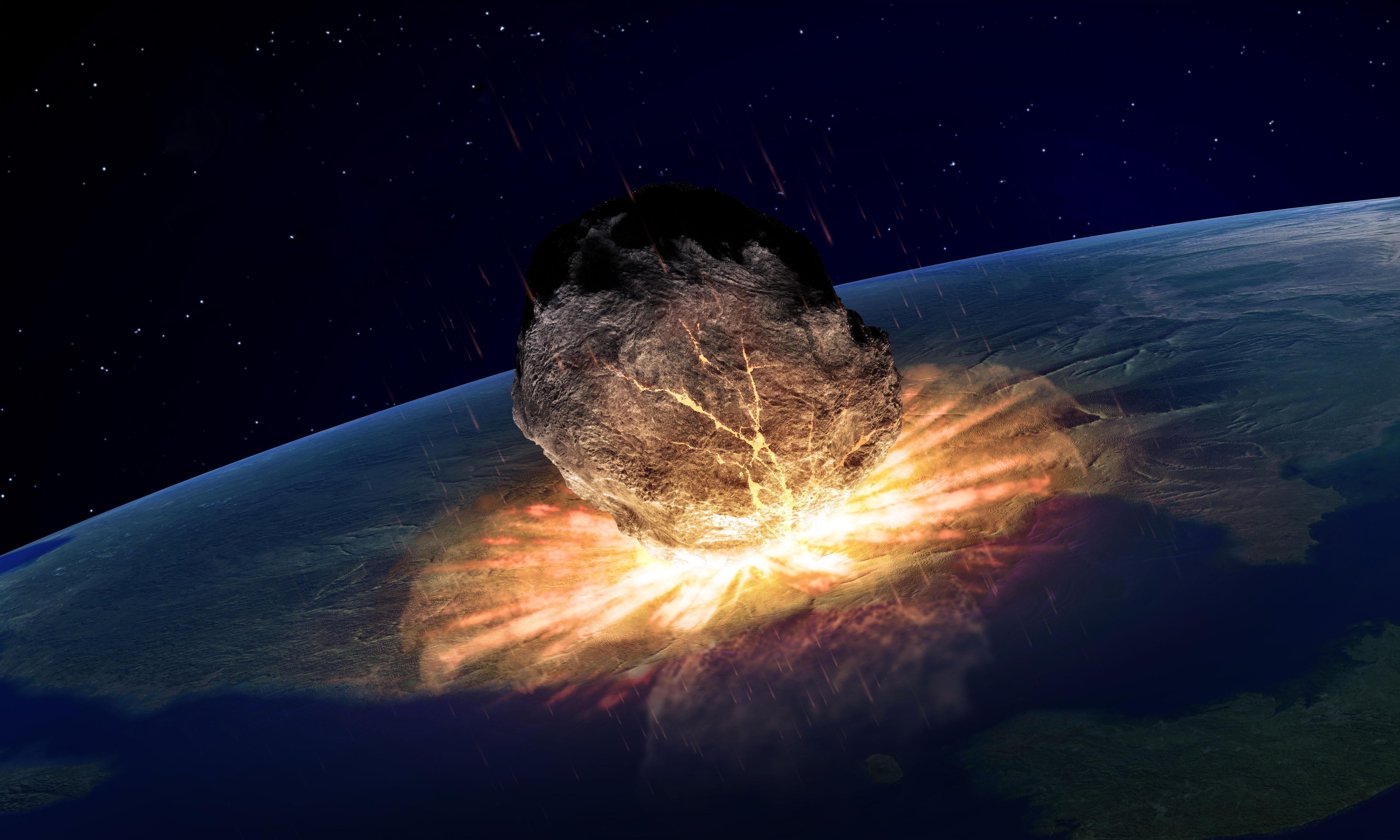 Dinosaur-killing asteroid caused molten rock to burst from ocean floor – study