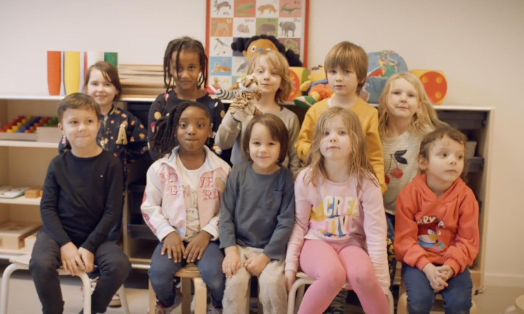 Dutch schoolchildren make video appeal amid teacher shortage
