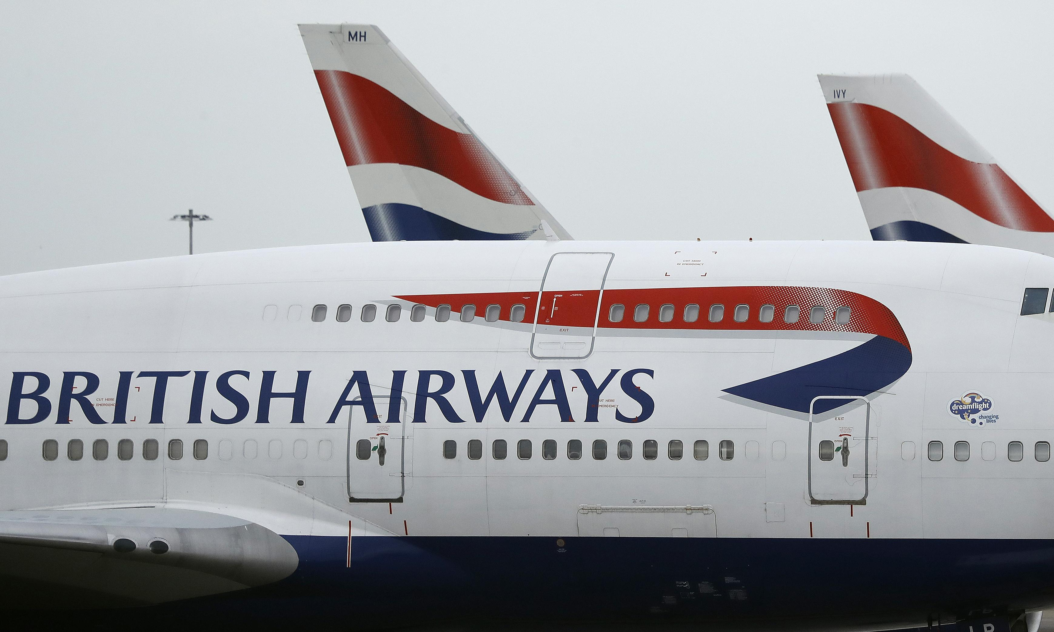 BA sorry for sending flight cancellation email to wrong passengers