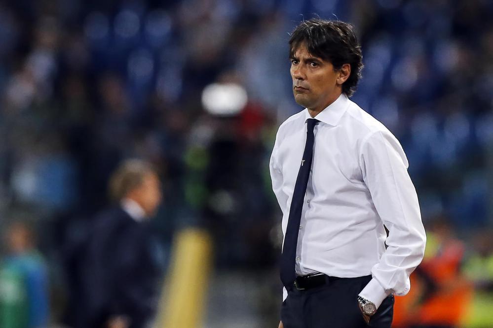 Head coach Simone Inzaghi has done a great job at Lazio