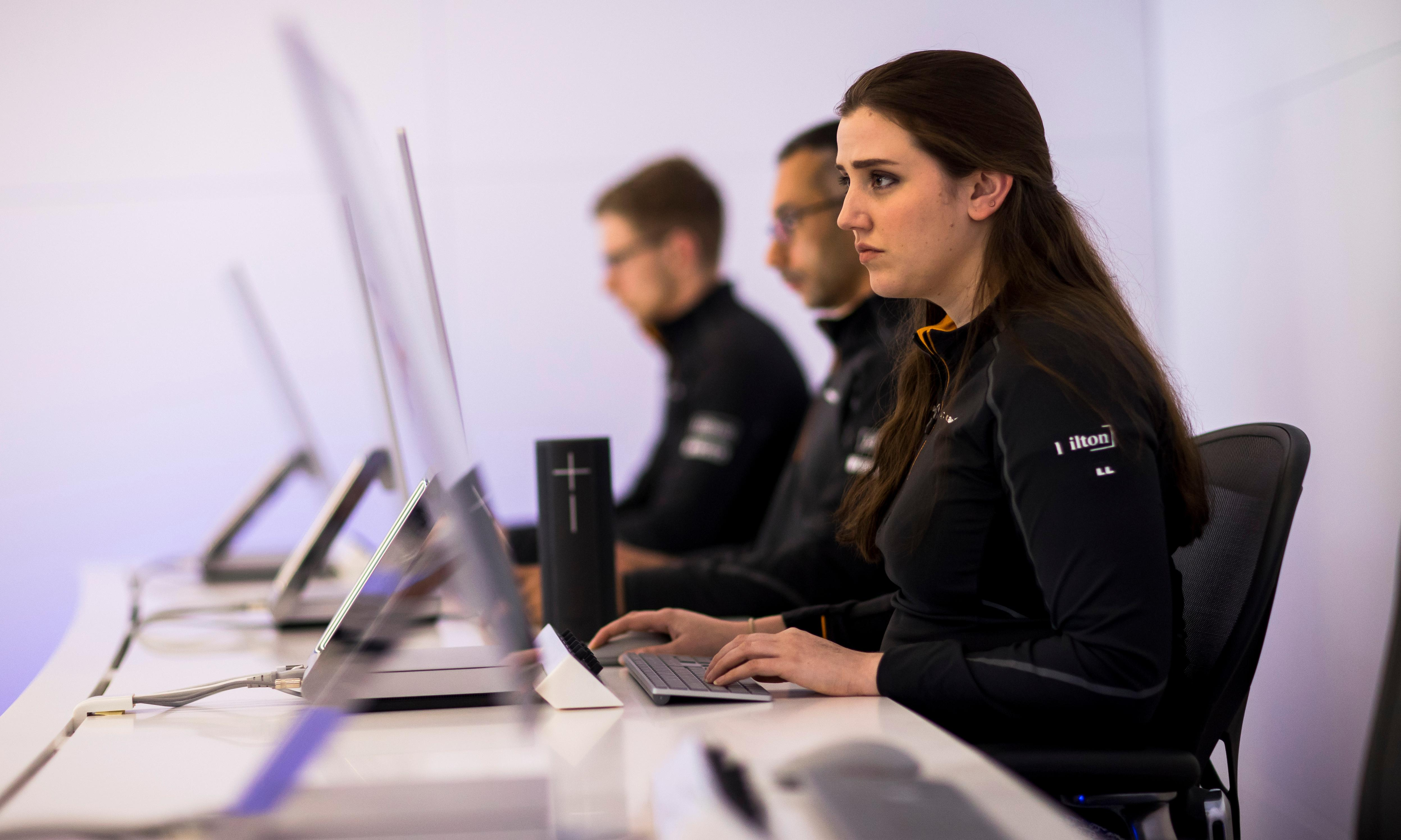 McLaren arrive at Silverstone with talented team driving their resurgence