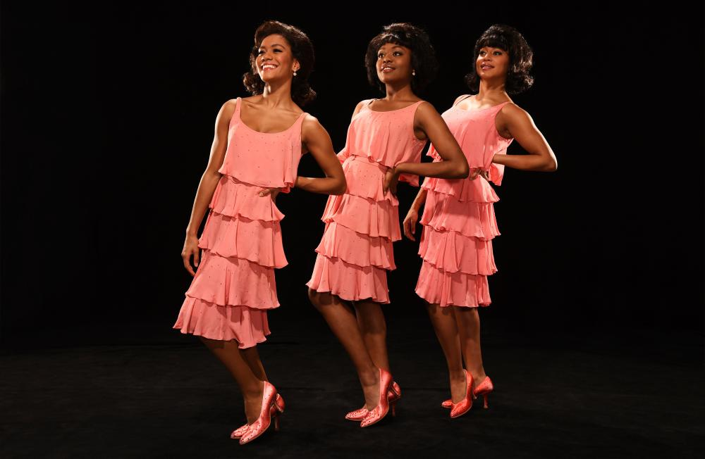 Motown The Musical Touring May