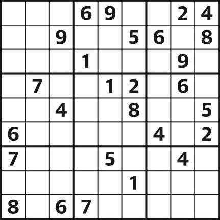 Sudoku 4,547 expert