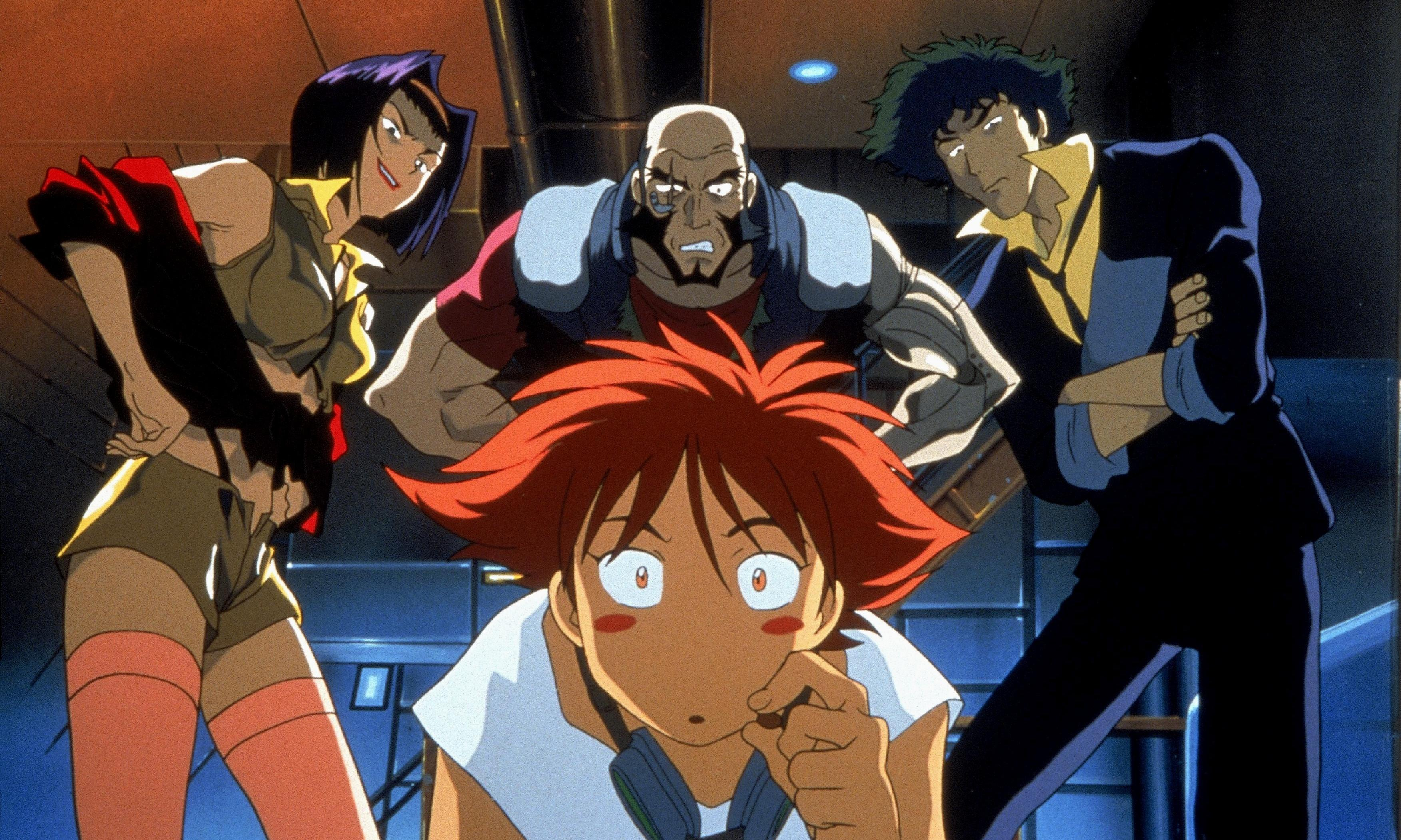 Cowboy Bebop remake: please Netflix, keep the anime classic wild and raw