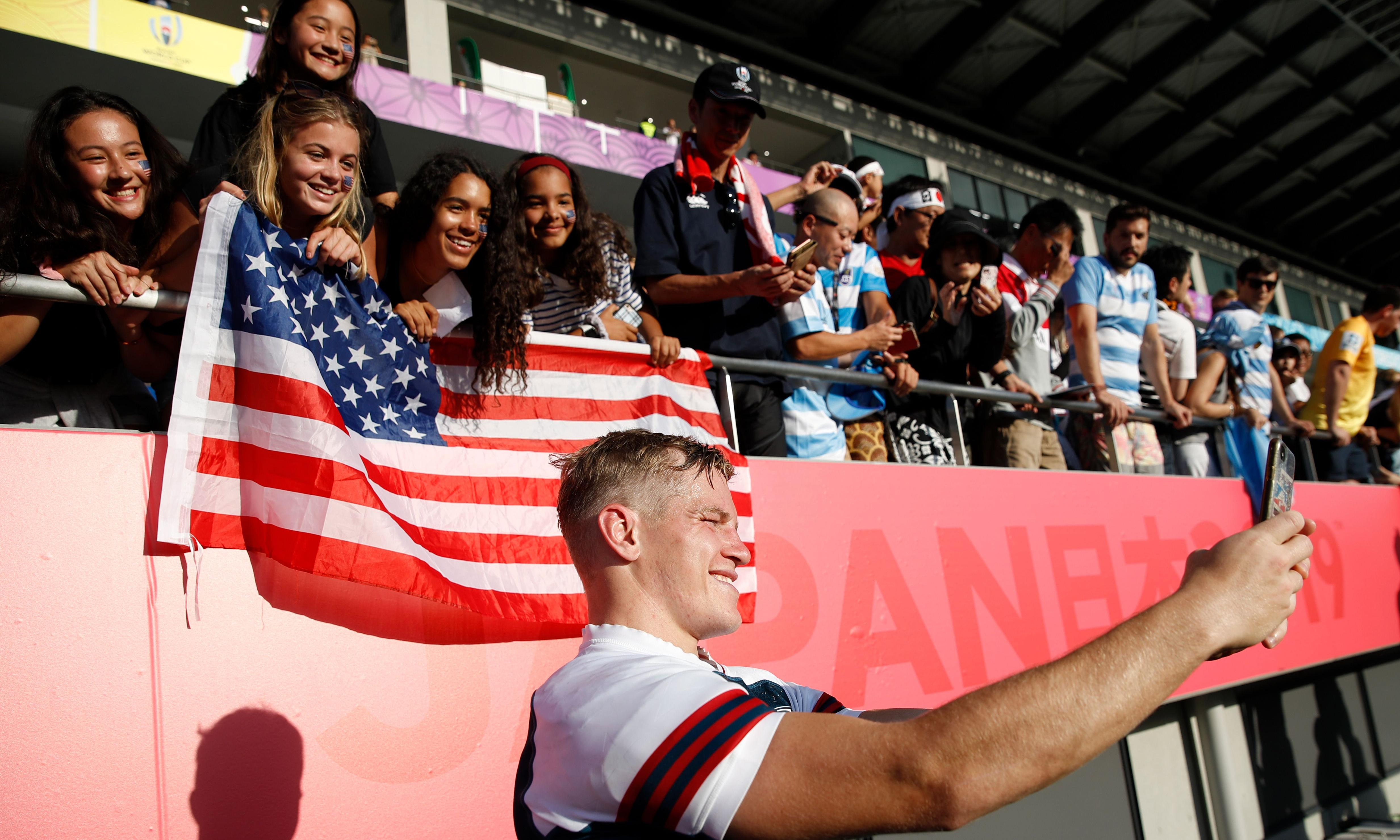 We fell short this time,but a USA World Cup could send rugby skywards
