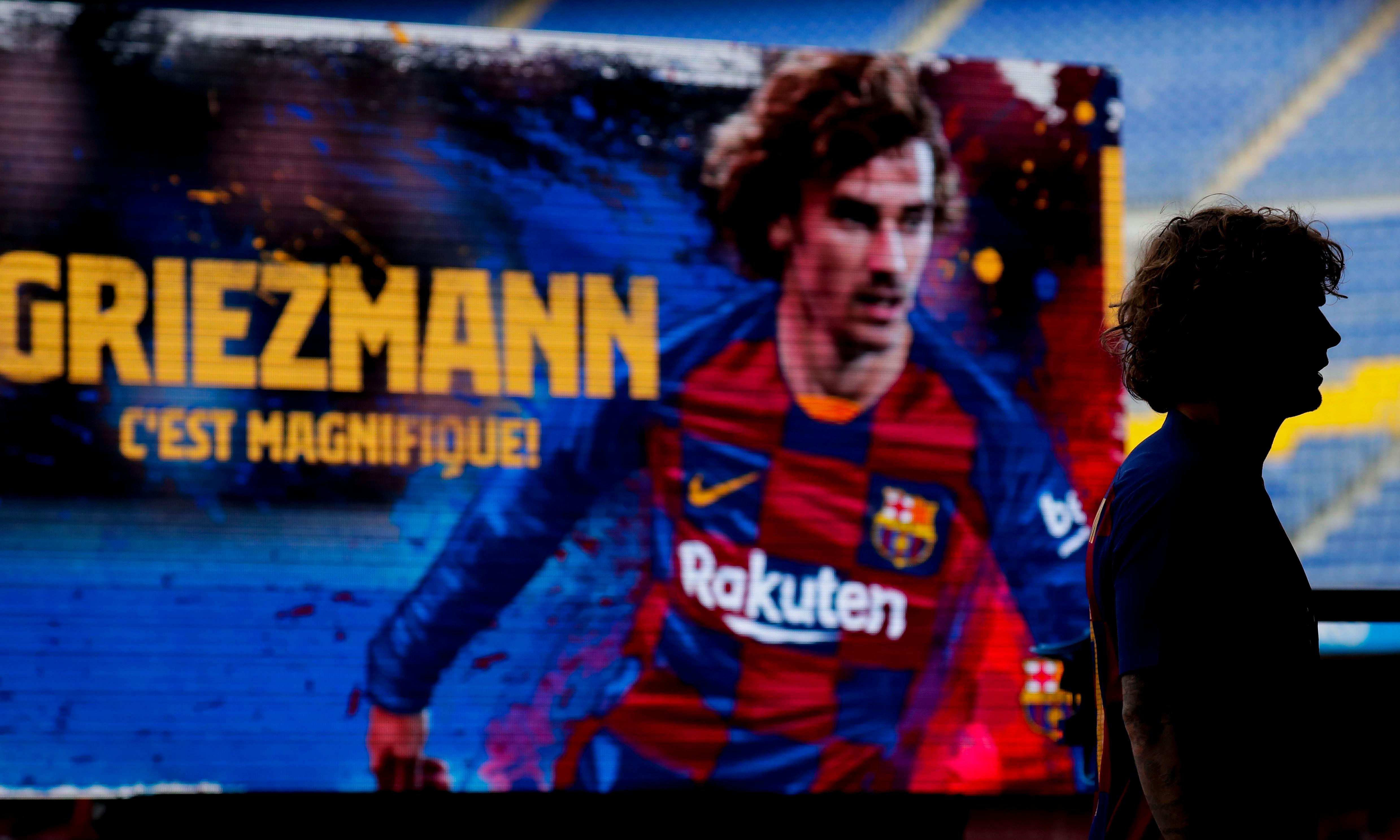 Antoine Griezmann and the question of where he fits in at Barcelona