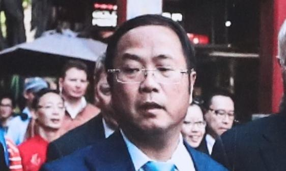 Huang Xiangmo: Chinese billionaire claims persecution by 'dark forces of Australia's deep state'