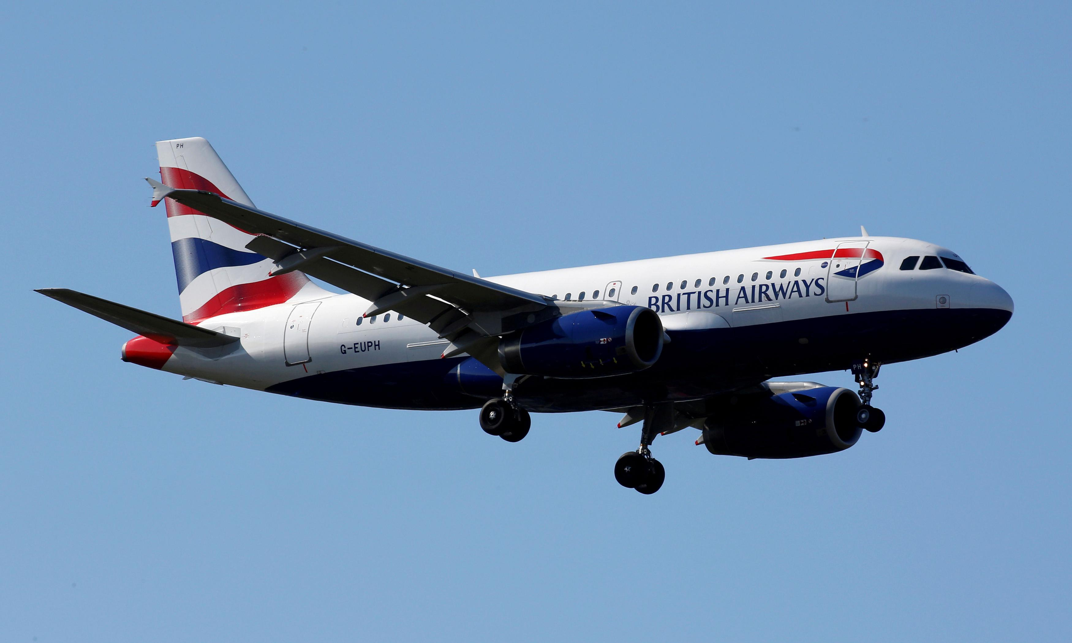 British Airways: 'glitch' delays flights at Heathrow and Gatwick