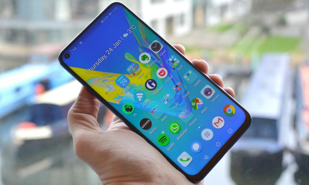 smartphone buyer's guide - honor view20