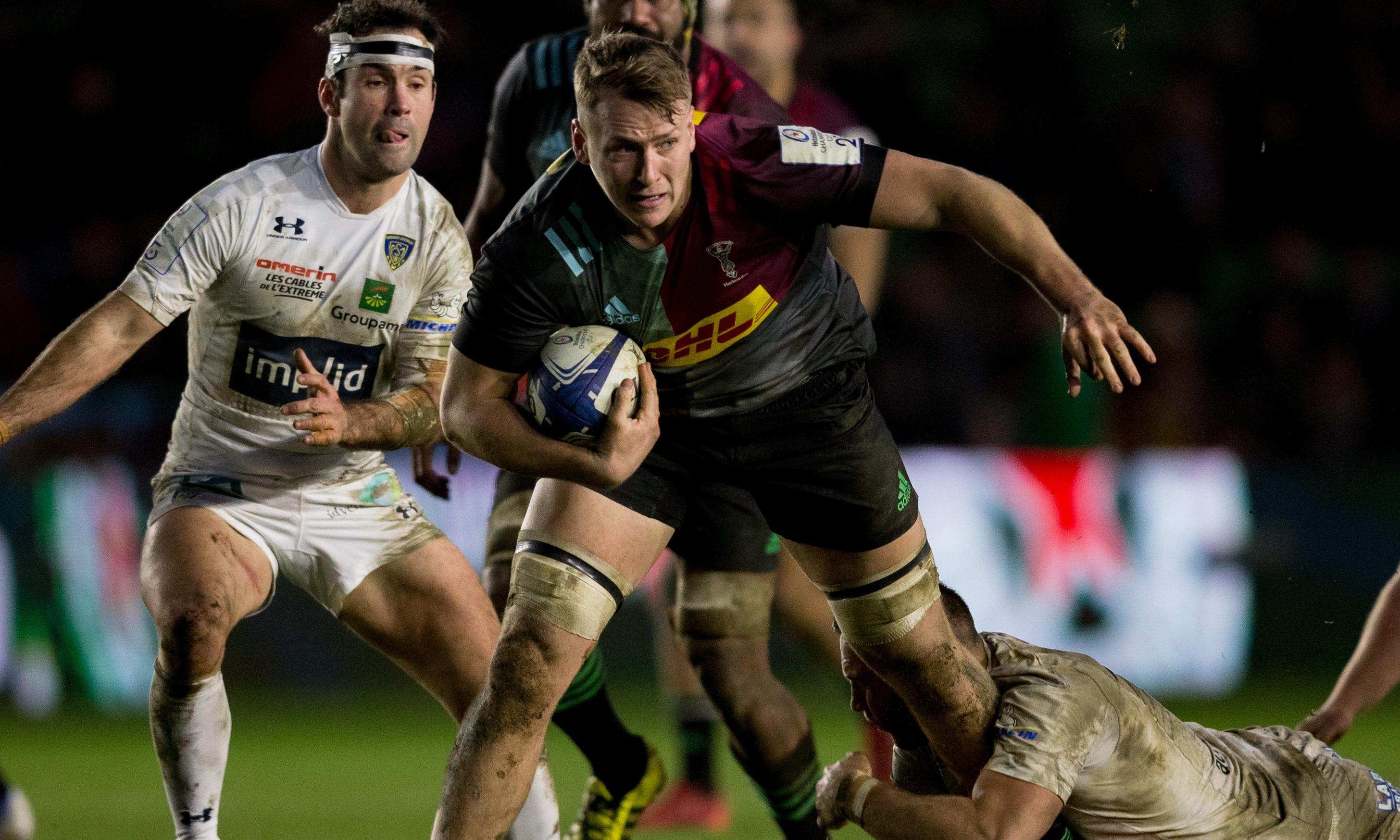 Marcus Smith and Alex Dombrandt inspire Harlequins' thrashing of Saracens