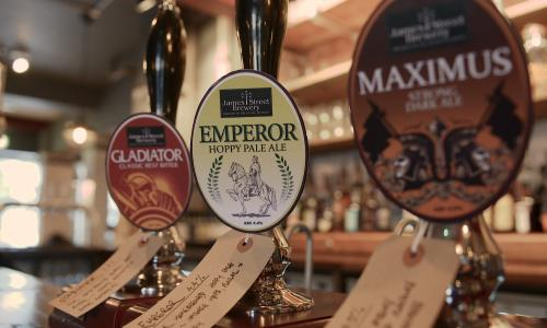 CAMRA's City Pub of the Year 2015, The Bath Brew House is hosting an evening of beer and food matching for Guardian Members this November