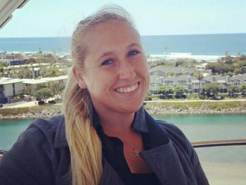 Carrie Barnette. A victim of the Las Vegas mass shooting on 2 October 2017.
