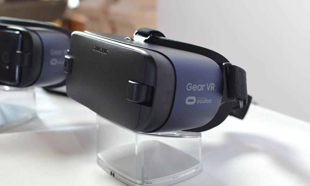 Samsung Galaxy Note 7 Gear VR