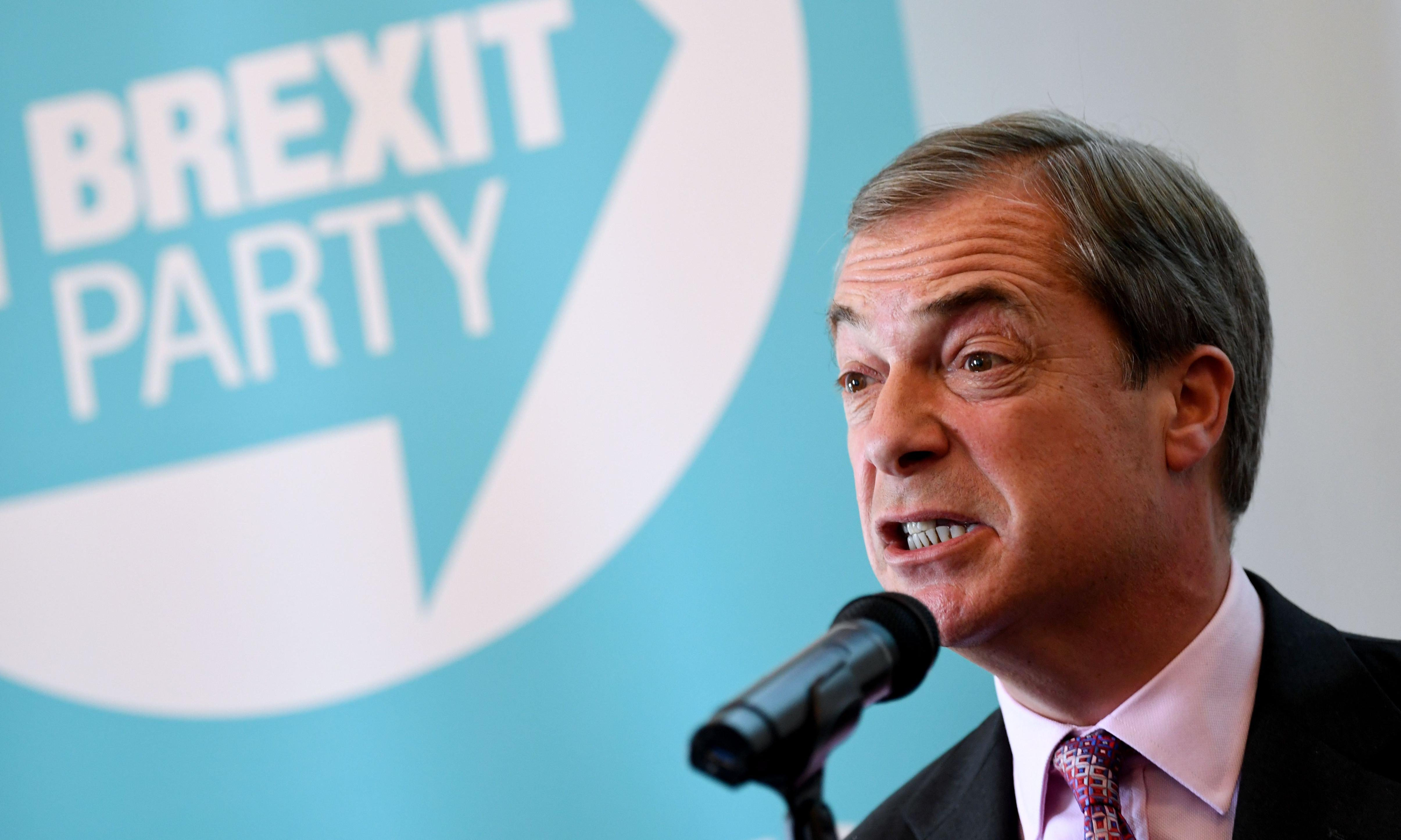 Brexit party challenges byelection result over 'postal vote corruption'