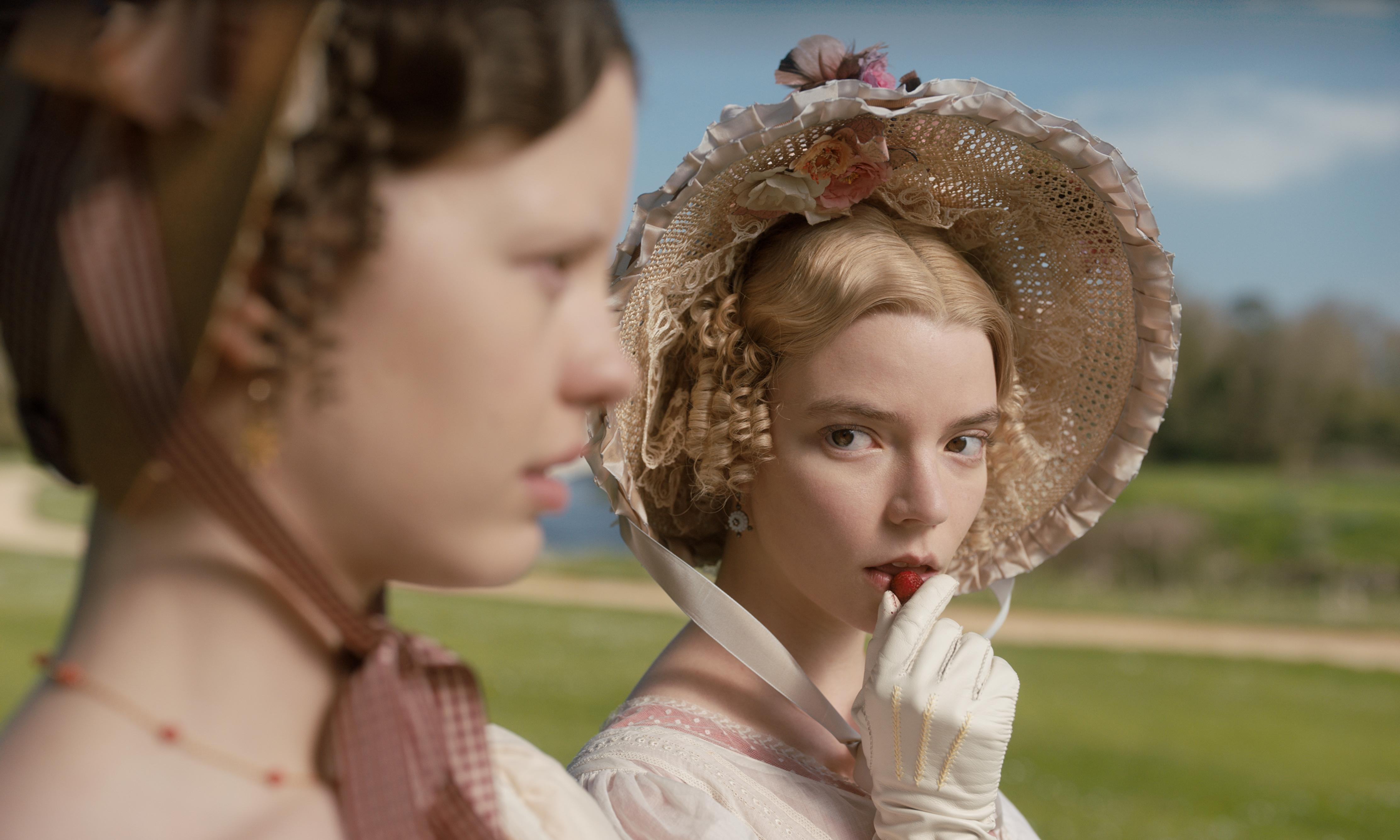 Emma review – sweetness, spite and bared bottoms