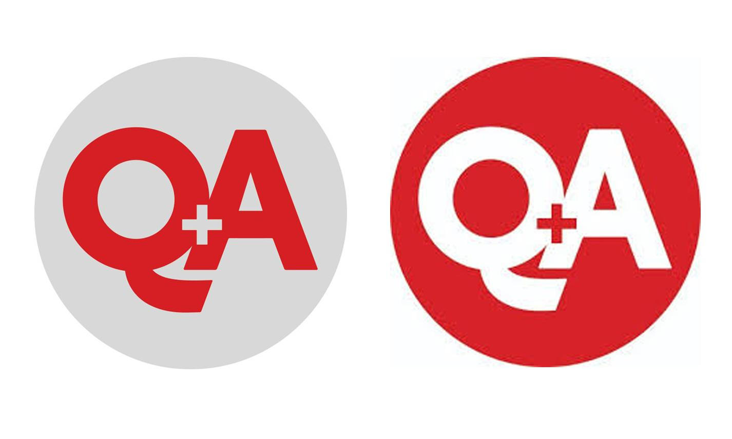 ABC does swift reverse on new Q&A logo after Red Cross knocks