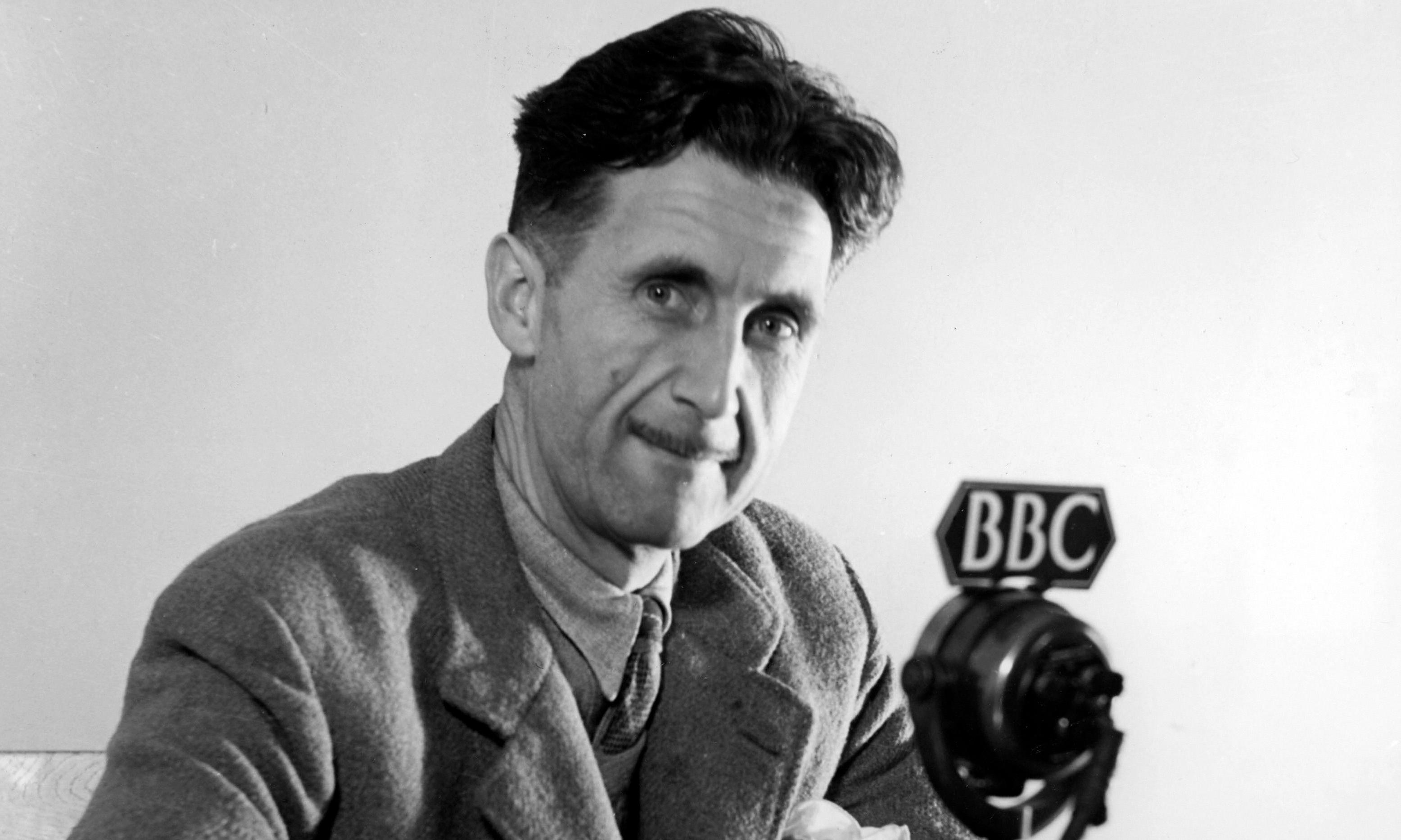 Nineteen Eighty-Phwoar: the truth about George Orwell's romantic 'arrangements'