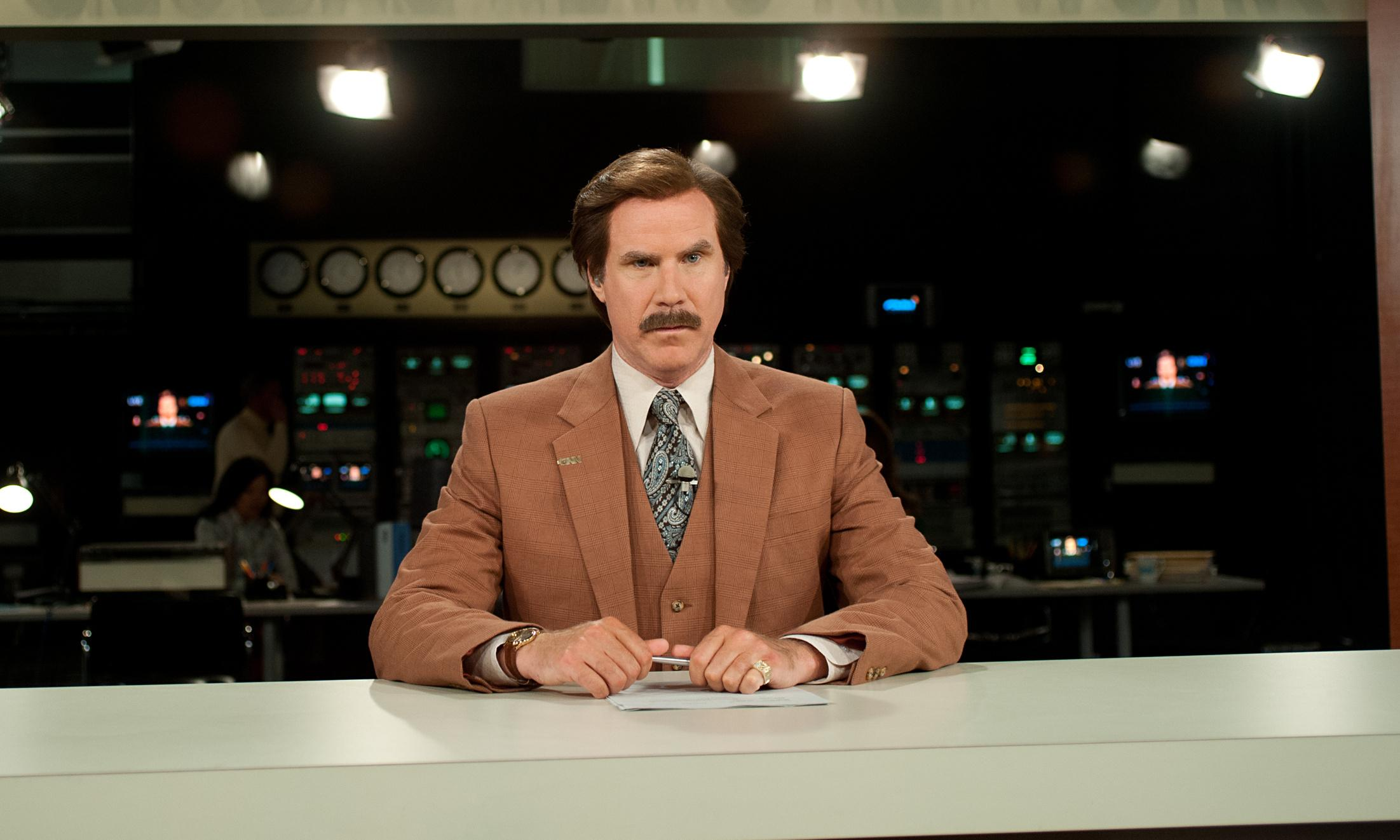 Ron Burgundy brings his classy touch to true crime – podcasts of the week