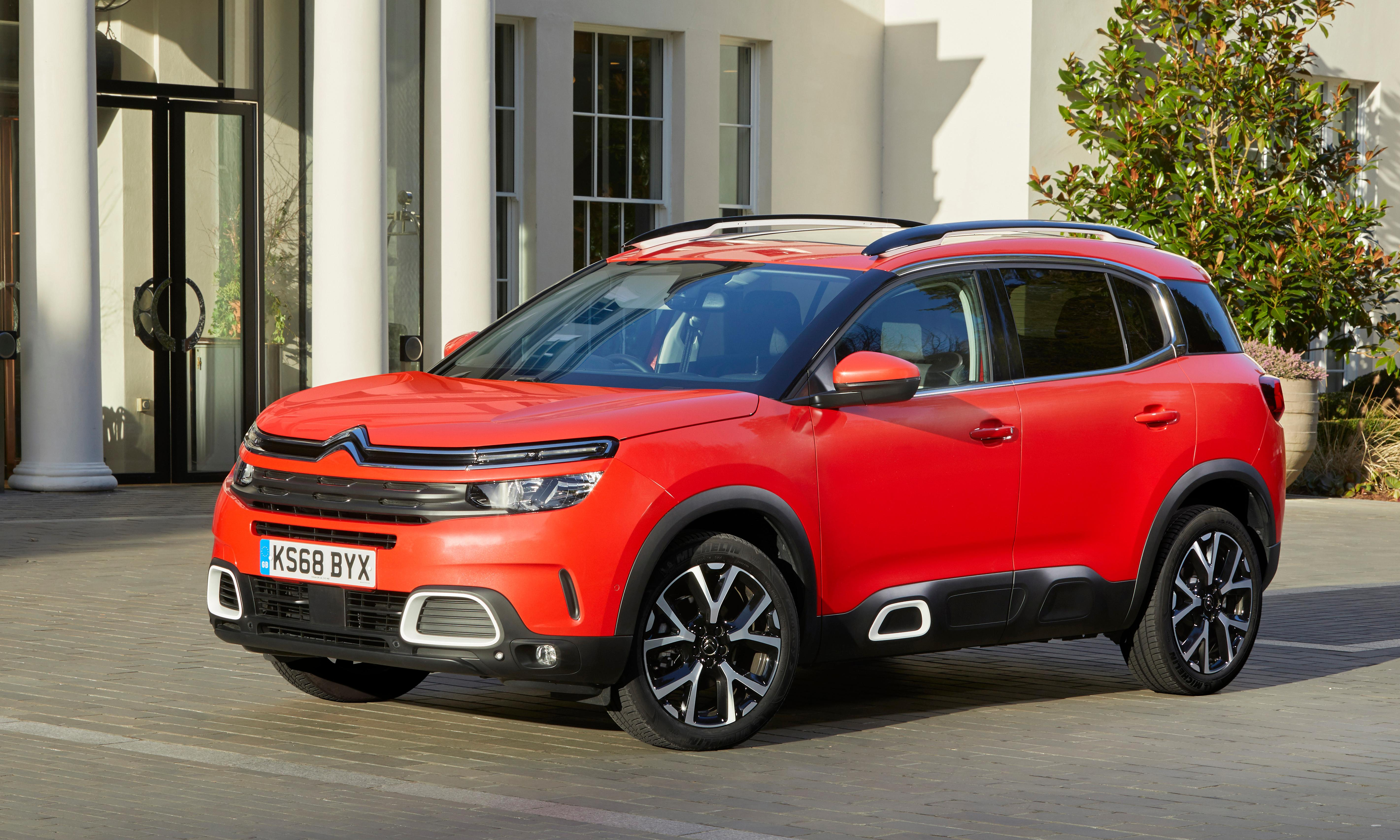 Citroën C5 Aircross: 'An SUV that's determined to smooth out your drive'