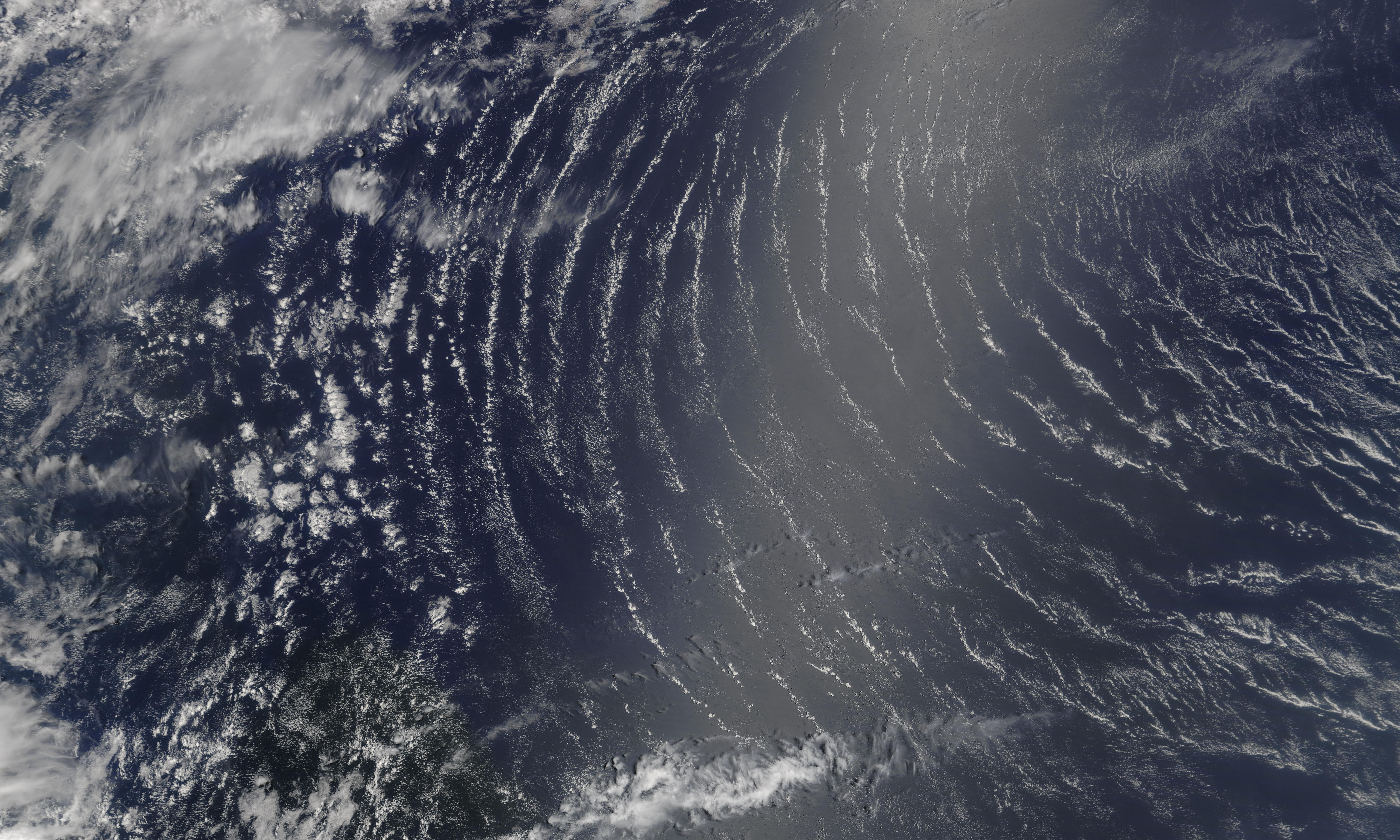 Climate crisis may be increasing jet stream turbulence, study finds